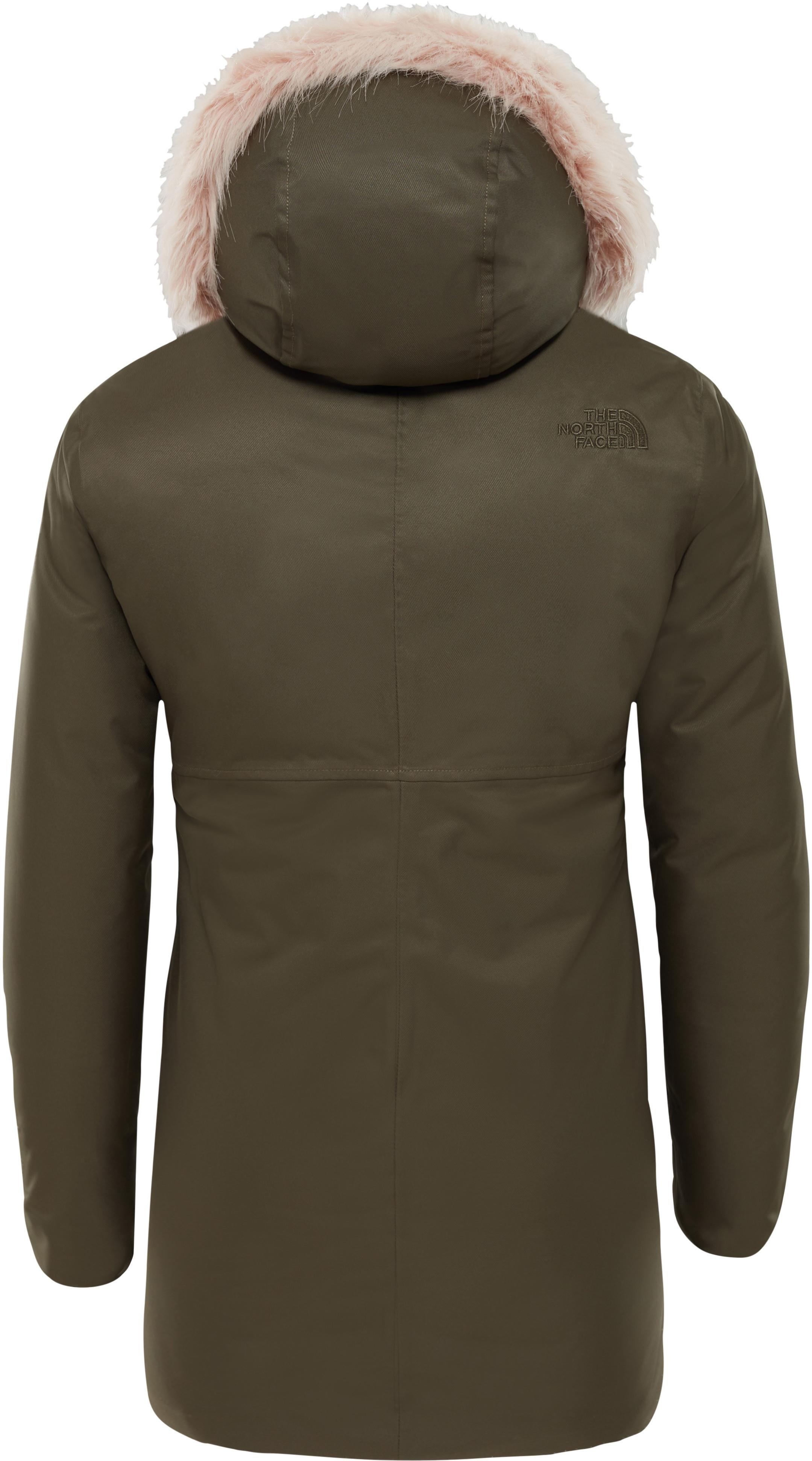 The North Face G Arctic Swirl Down Ceket
