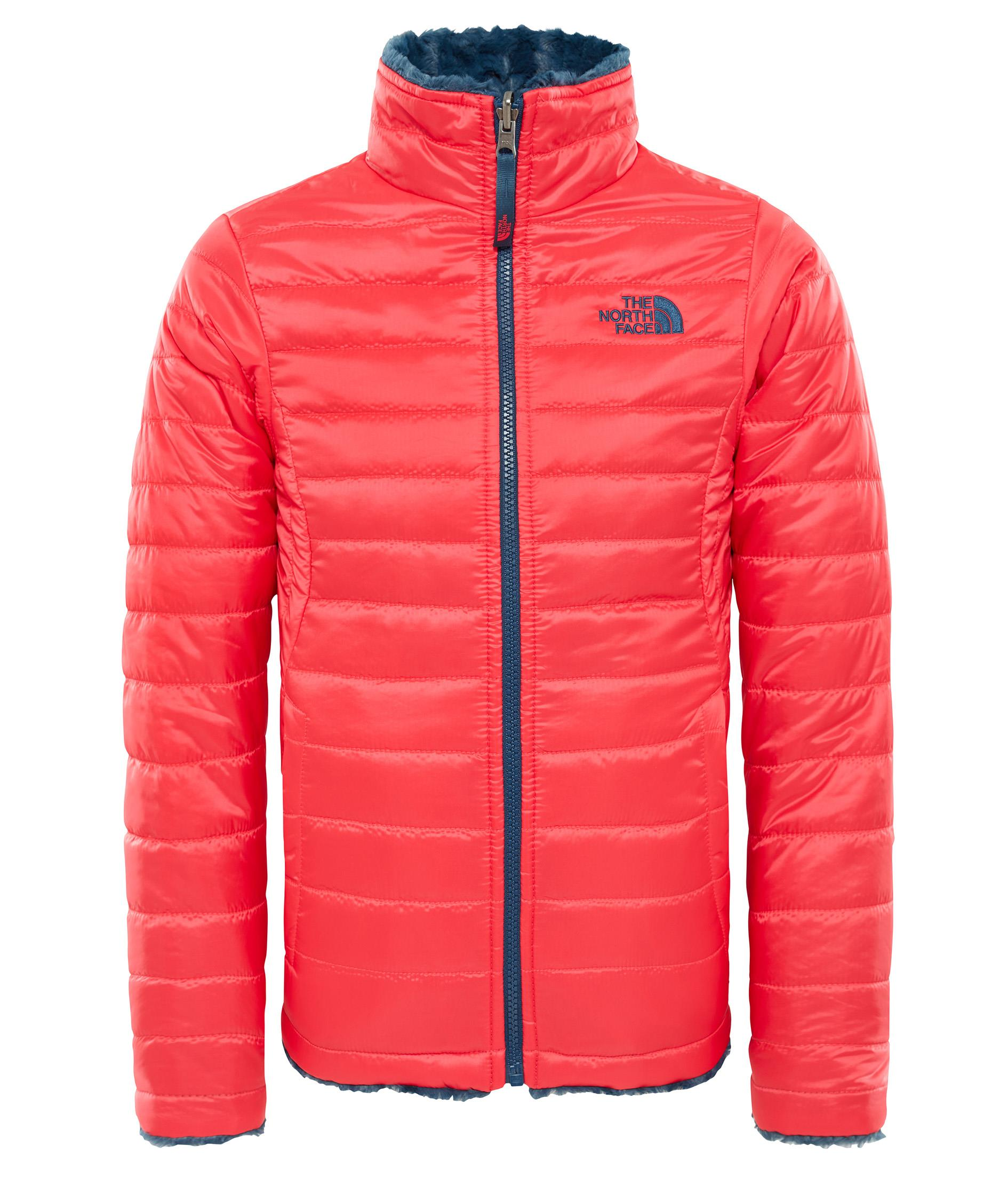 The North Face G Reversible Mossbud Swirl Ceket