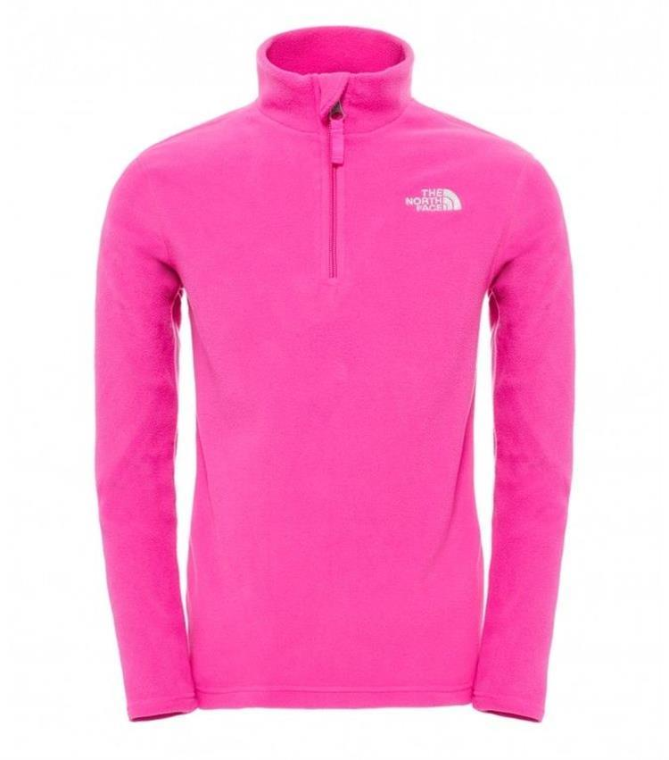 The North Face Glacer 1/4 Zp Çocuk Polar T0A8Mmbdx