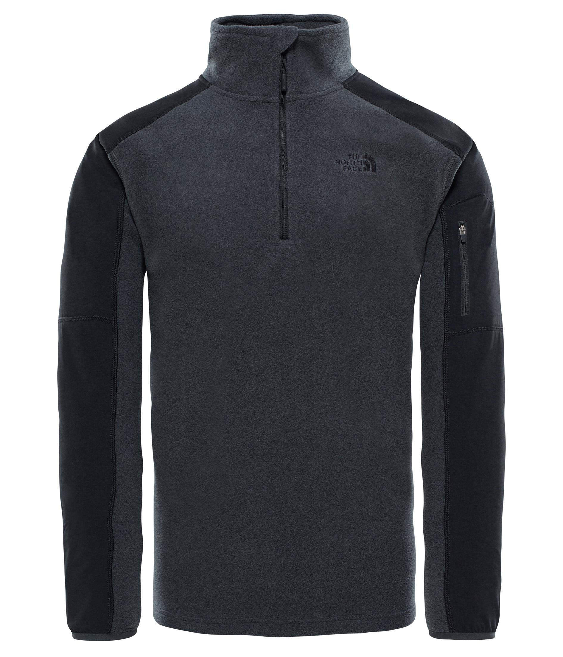 The North Face Glacier Delta 1/4 Zip Erkek Polar T92Uapdyz