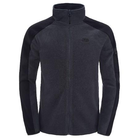 The North Face Glacier Delta Full Zip Erkek Polar T92Uaydyz