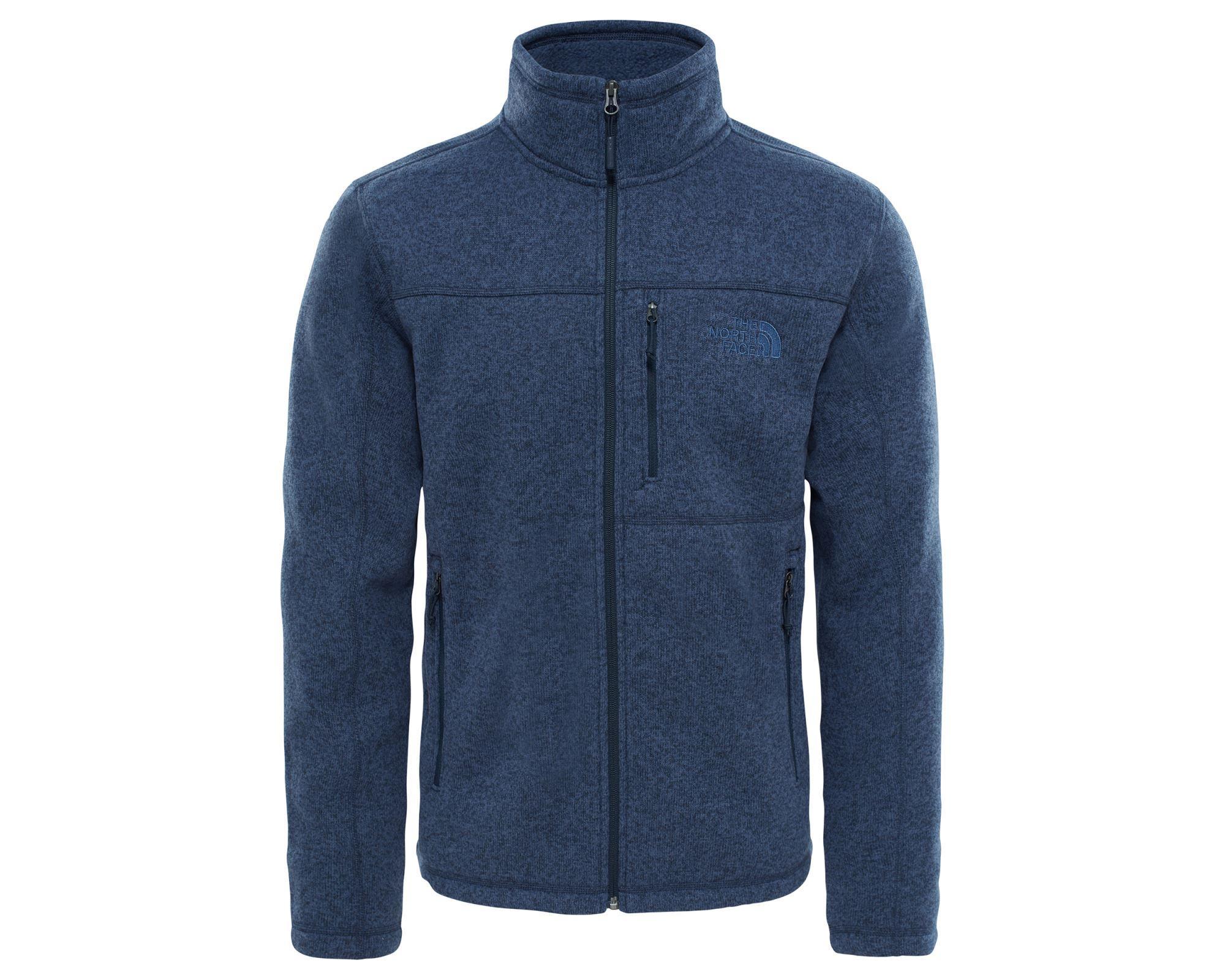 The North Face Gordon Lyons Full Zip Erkek Sweater T933R5Avm