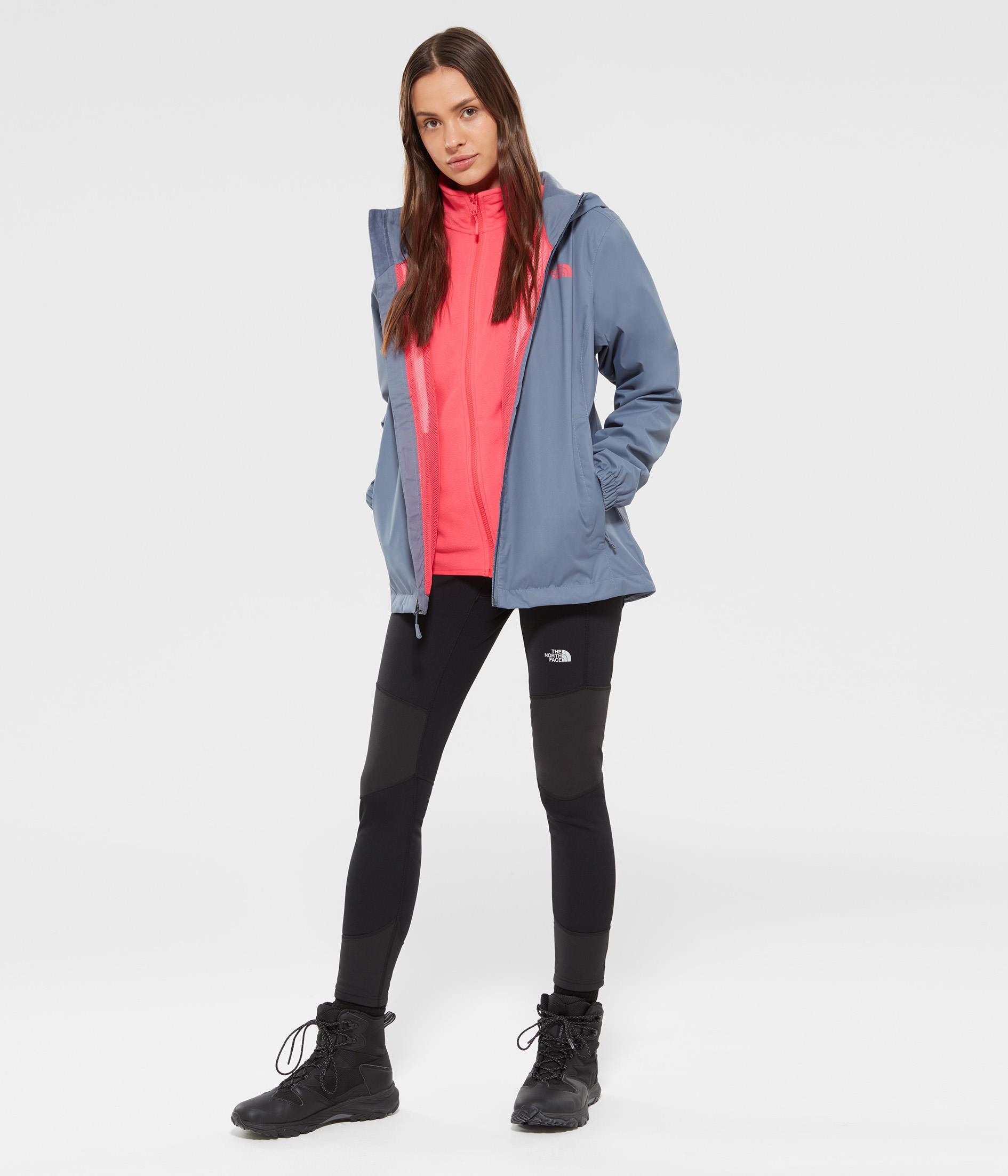 The North Face Kadın 100 Glacıer Full Z Ceket