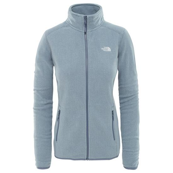The North Face Kadın 100 Glacier Full Zip Ceket T92UAU6ZF
