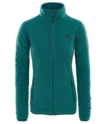 The North Face 100 Glacier Full Zip Kadın Polar T92UAU6ZG
