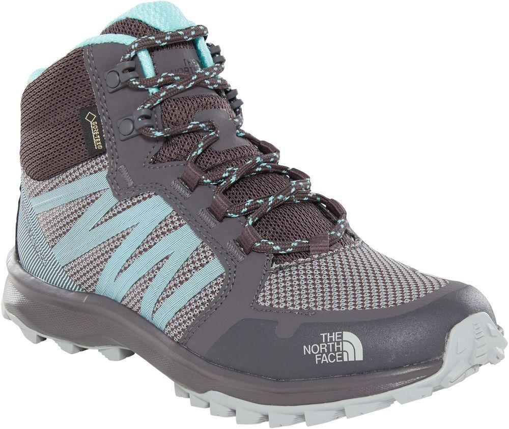 The North Face Litewave Fastpack Mid GTX Ayakkabı T93FX35YD