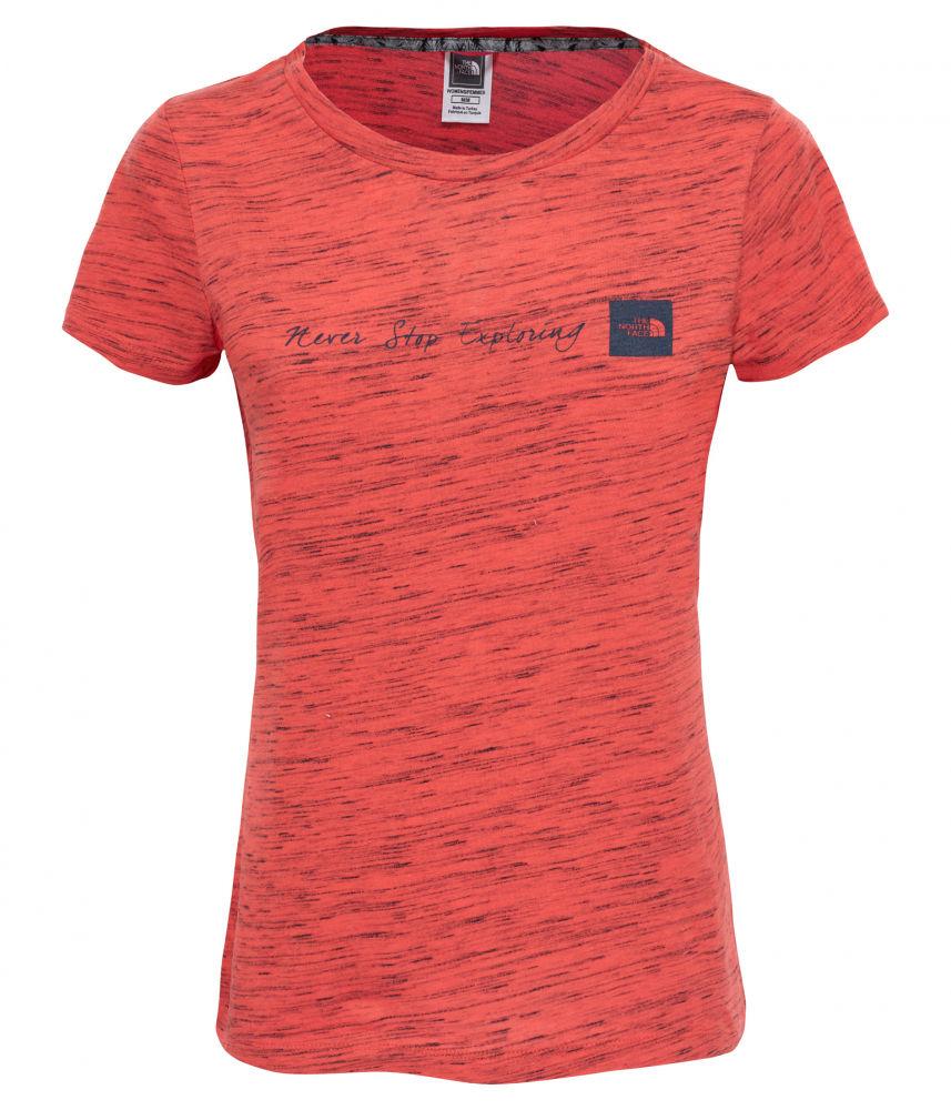 The North Face Kadın Never Stop Tshirt T0A6Prrkv