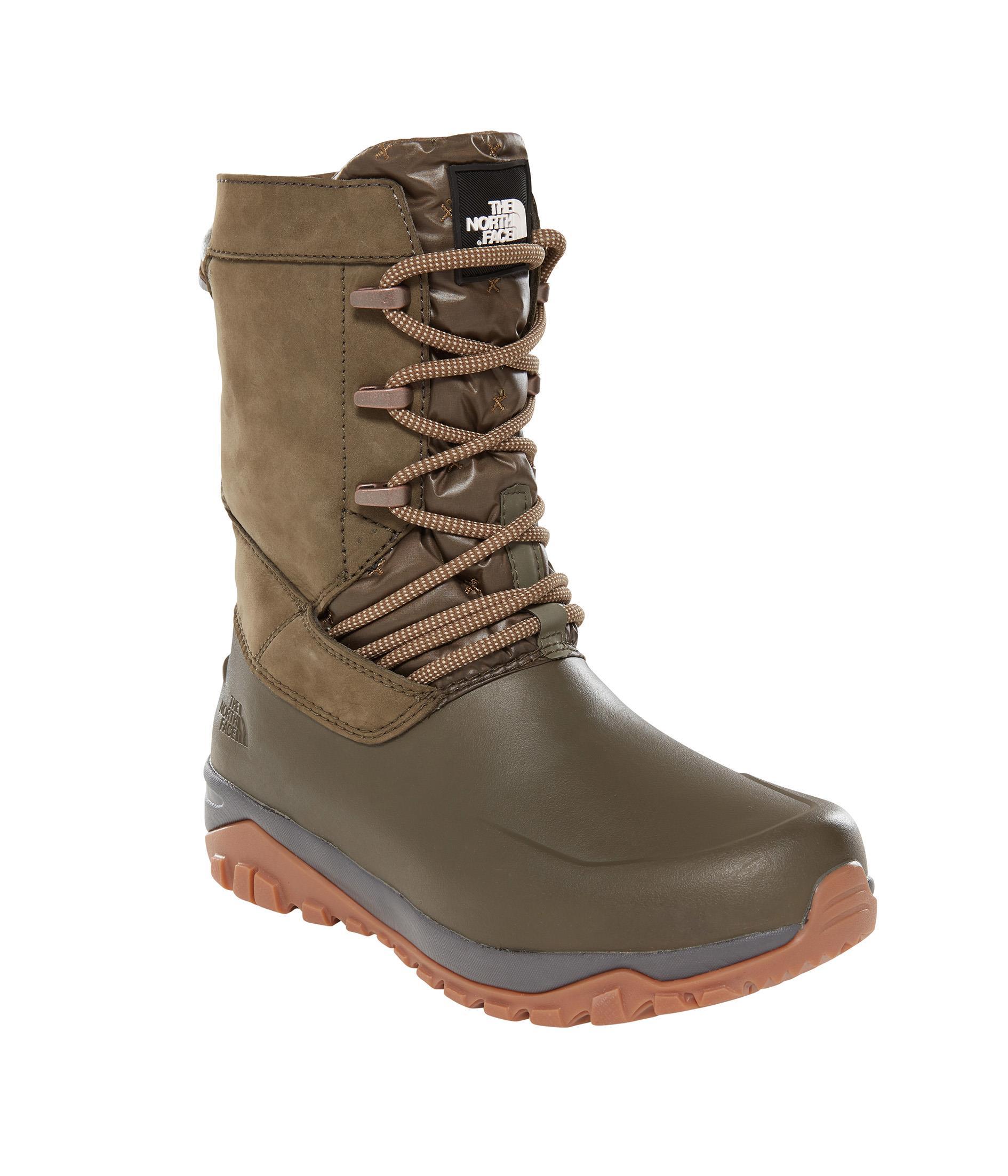 The North Face Kadın Yukiona Mid High Boots Ayakkabı T93K3B5TL