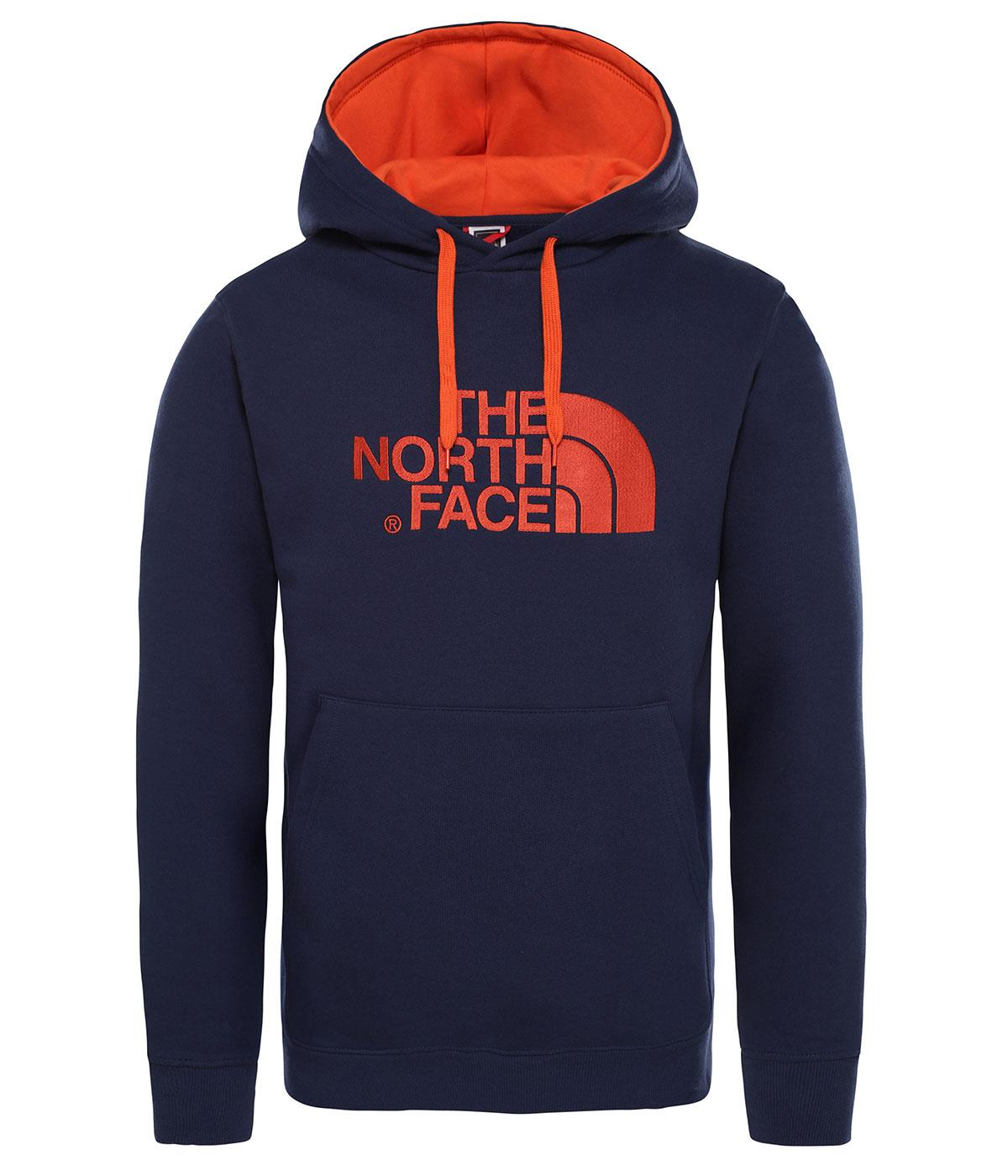The North Face Erkek  Drew Peak Plv Hd Nf00Ahjyjc61