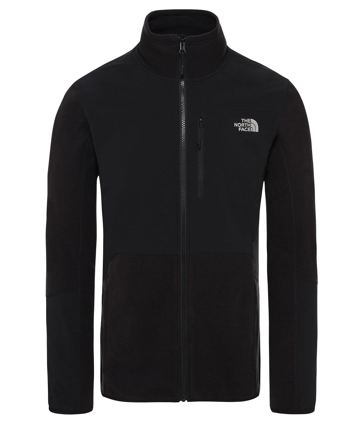 The North Face M Glacier Pro Fz Nf0A3Yfykx71