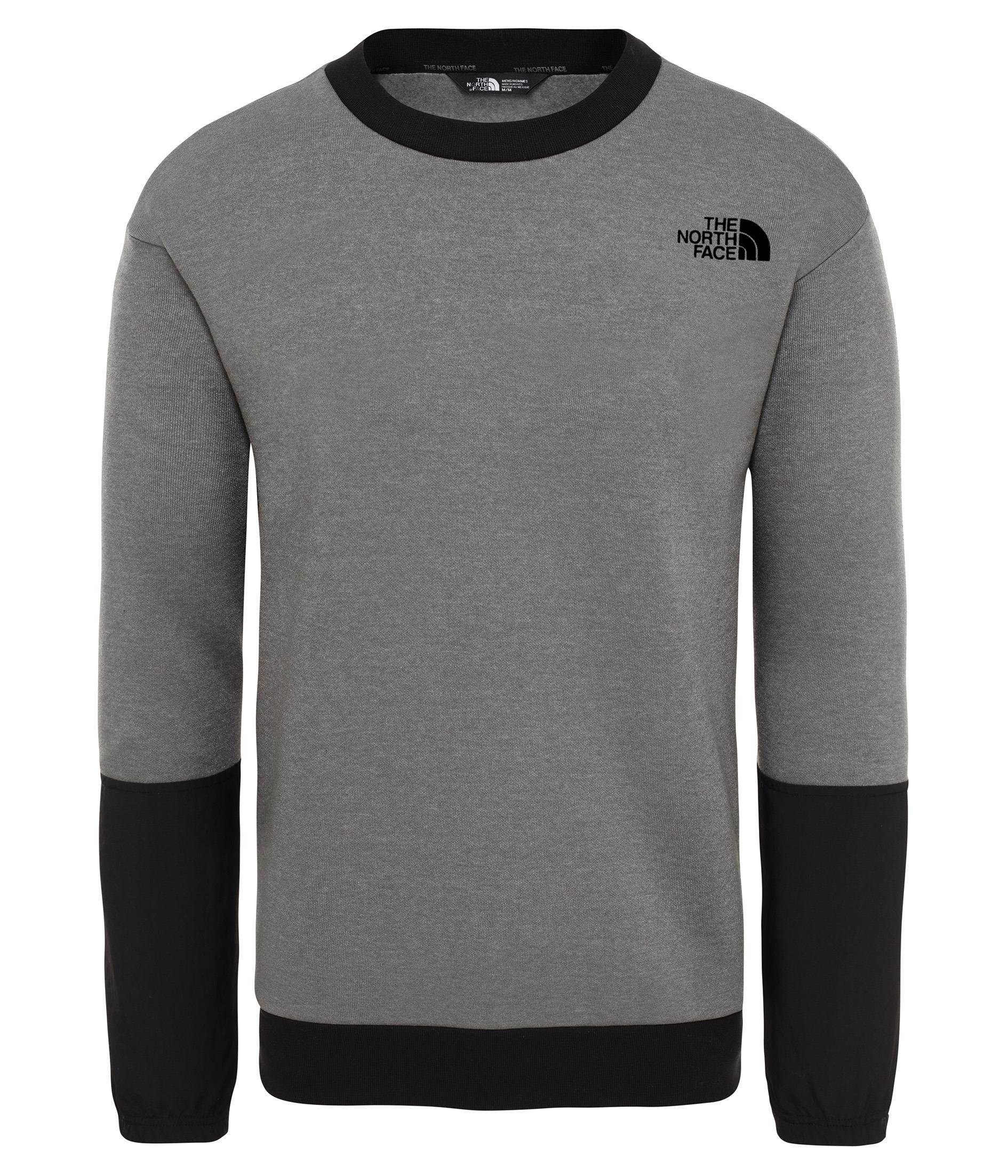The North Face M Graphic Ls Crew Nf0A3Xbldyy1