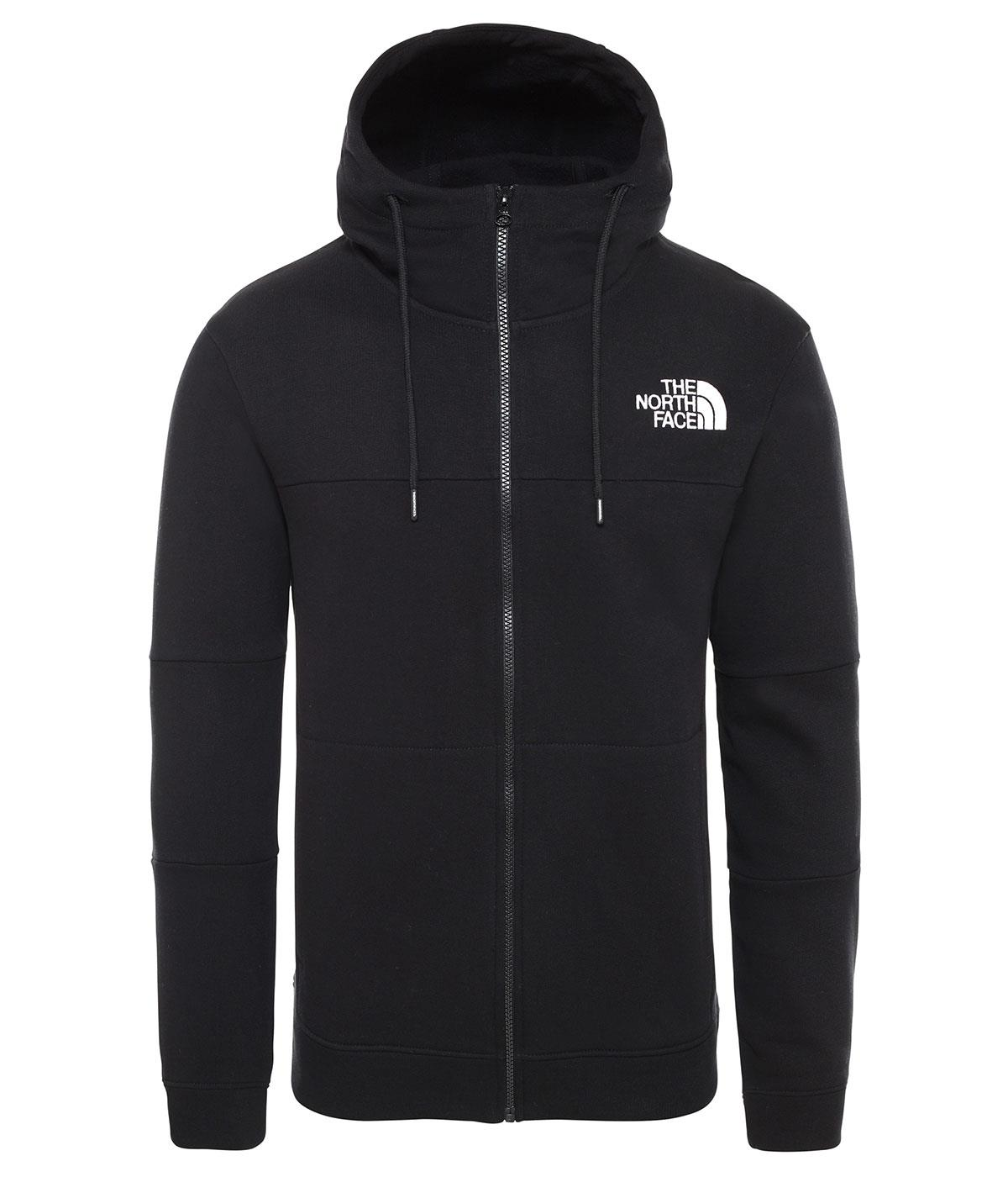 The North Face M Himalayan Fullzip Nf0A3Od4Kx71