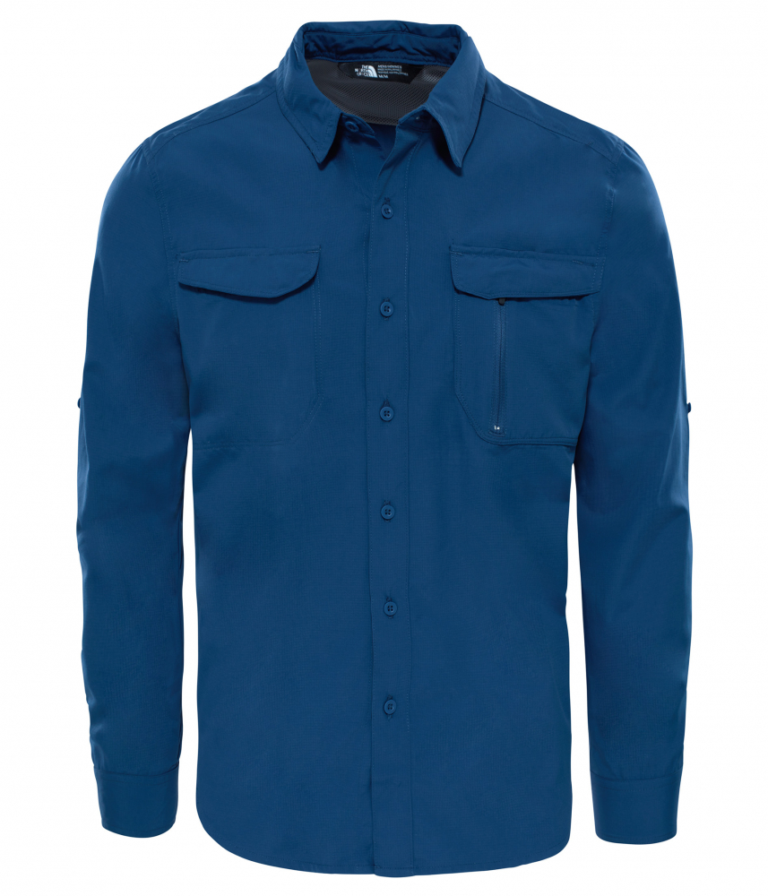 The North Face M L/S Sequoia Shirt T92Xjwhdc