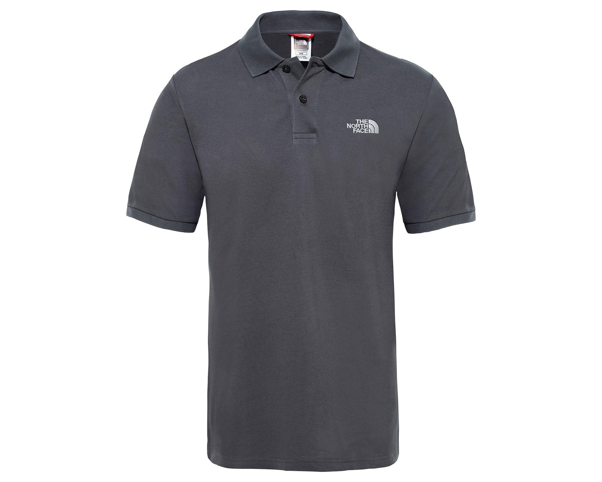 The North Face M Polo Pıquet -EU Tişört T0CG710C5
