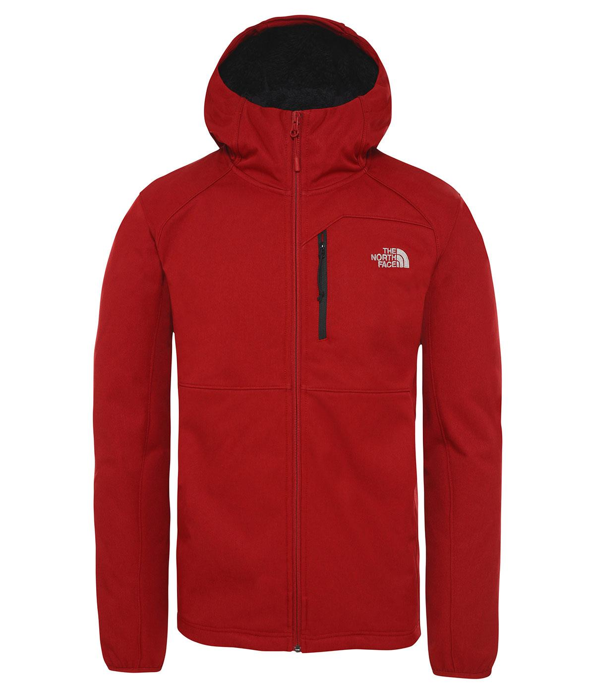 The North Face M Quest Hd Sftshl Nf0A3Yfphjk1