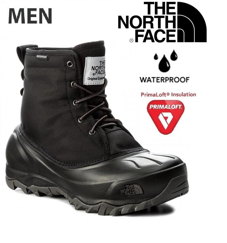 The North Face Snowshot Erkek Kar Botu T93MKSZU5