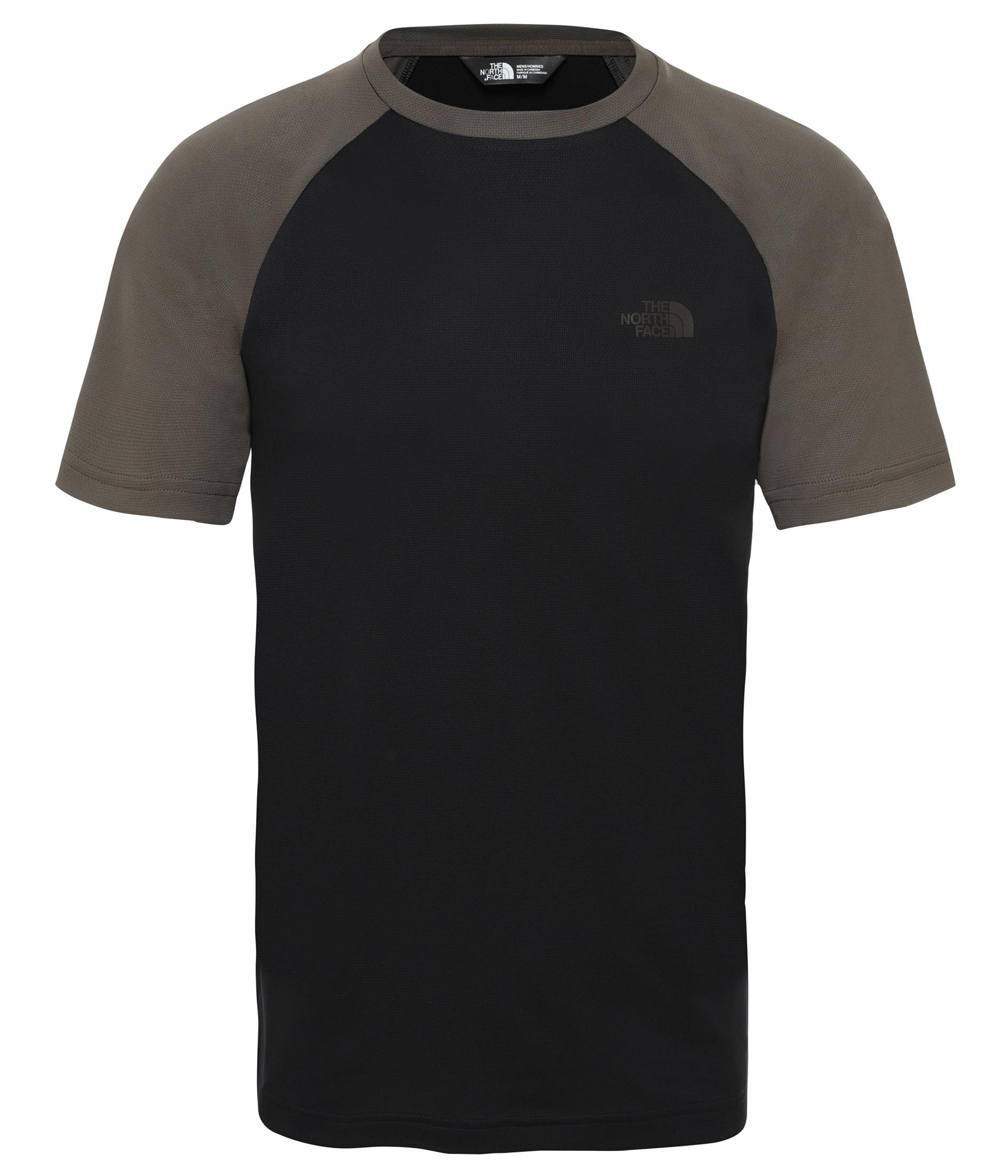 The North Face M Tanken Raglan Tee Nf0A3Bq7Bqw1