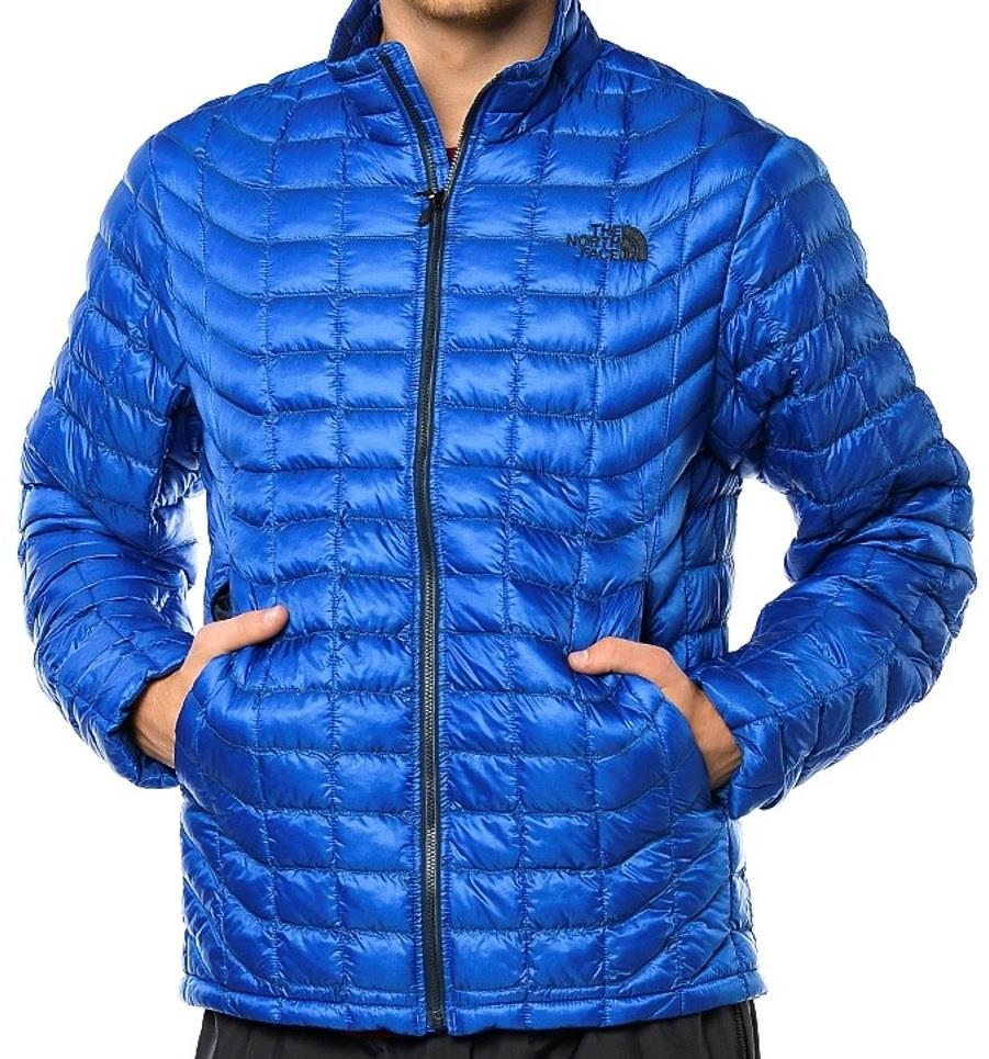 The North Face M Thermoball Full Zip Jacket Mavi Mont T0Cmh0Bl5