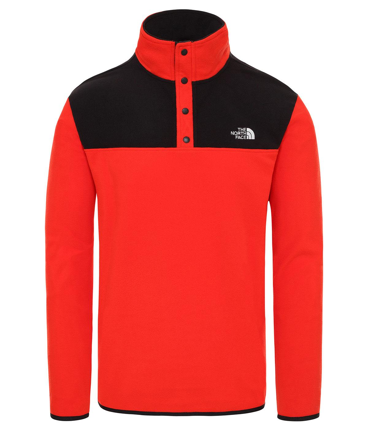 The North Face Erkek Tkaglcr Snpnk Polar Swetşört Nf0A4Ajdwu51