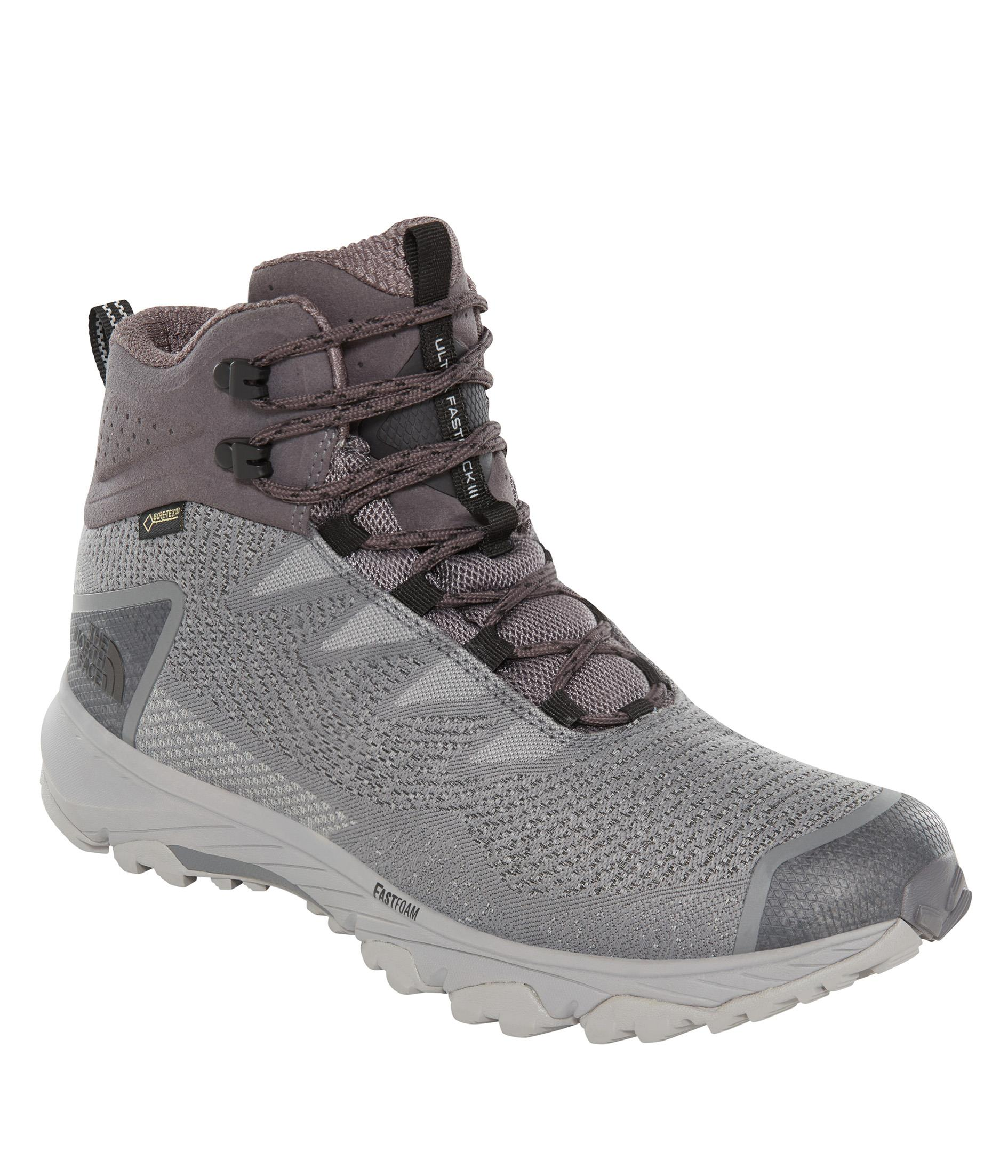 The North Face M Ultra Fastpack İii Mid Gtx (Woven) Nf0A3Mkuc1J1 Bot