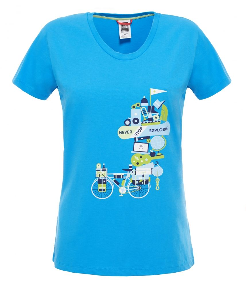 The North Face S/S Series Tee T Shirt T0Cd4Nw8G