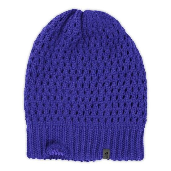 The North Face Shinsky Beanie Bayan Mavi Bere T0Avqn40S