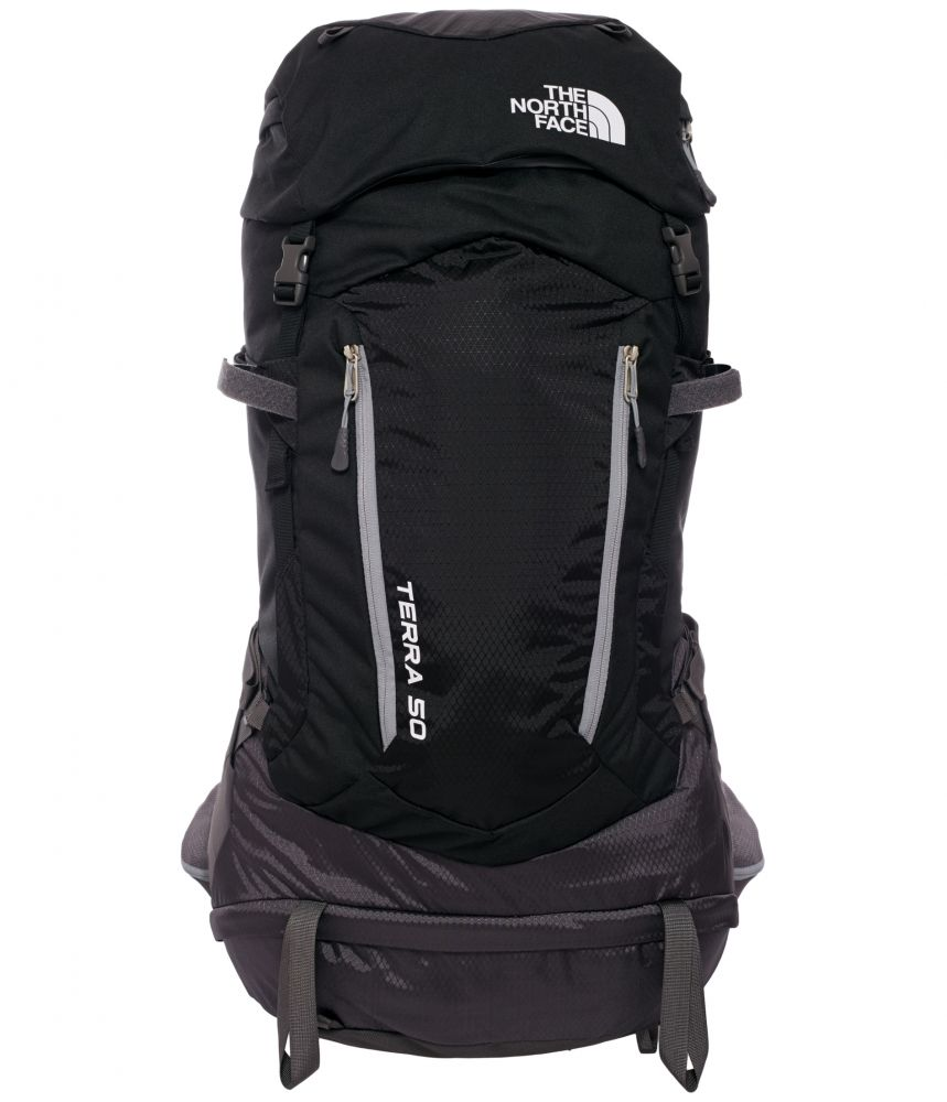 The North Face Terra 50 Siyah Sırt Çantası T0A6K0Kt0