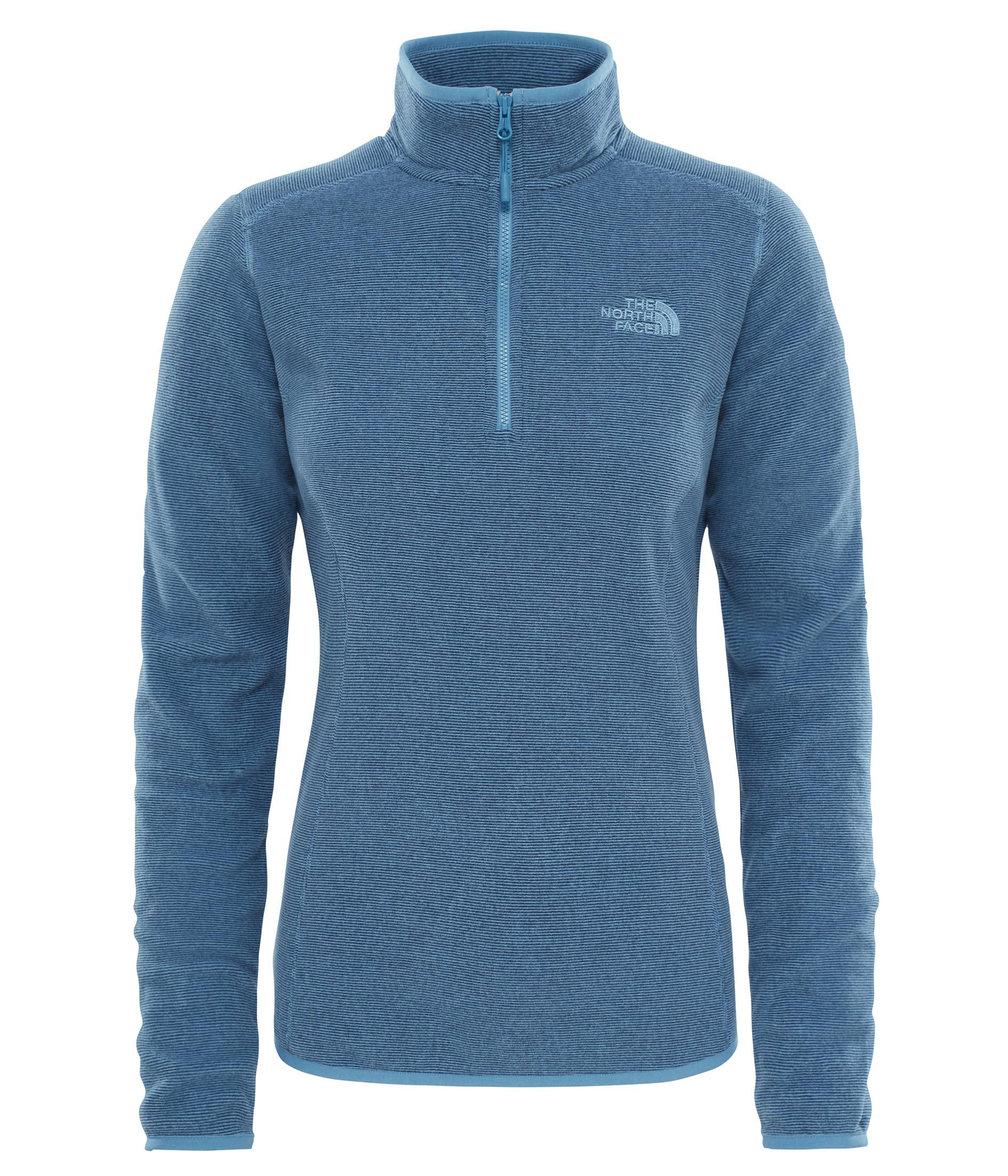 The North Face W 100 Glacier 1/4 Zip Kadın Sweat T92Uavwxx