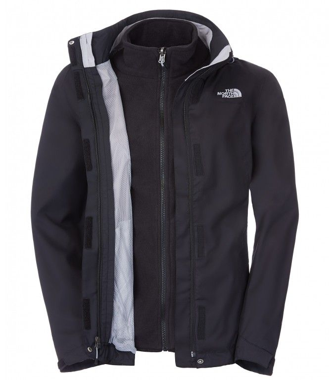 The North Face Evolve II Triclimate Outdoor Kadın Ceket T0CG56KX7
