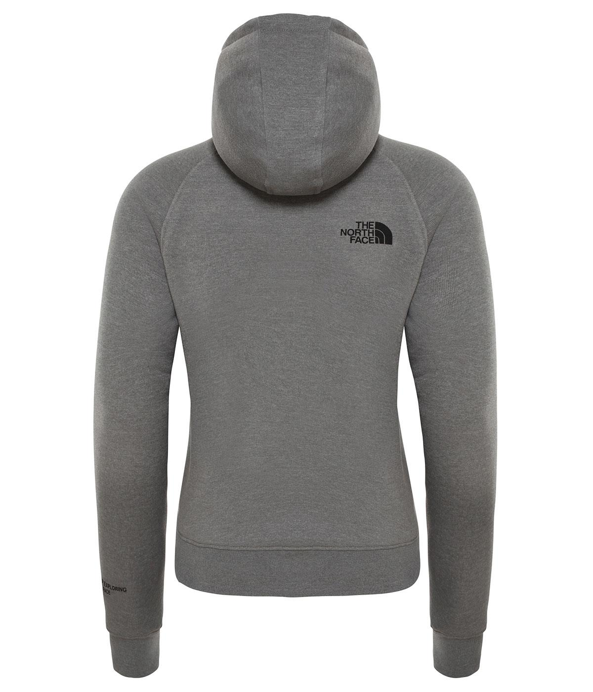 The North Face W Graphic Po Hdy Nf0A3Xdedyy1