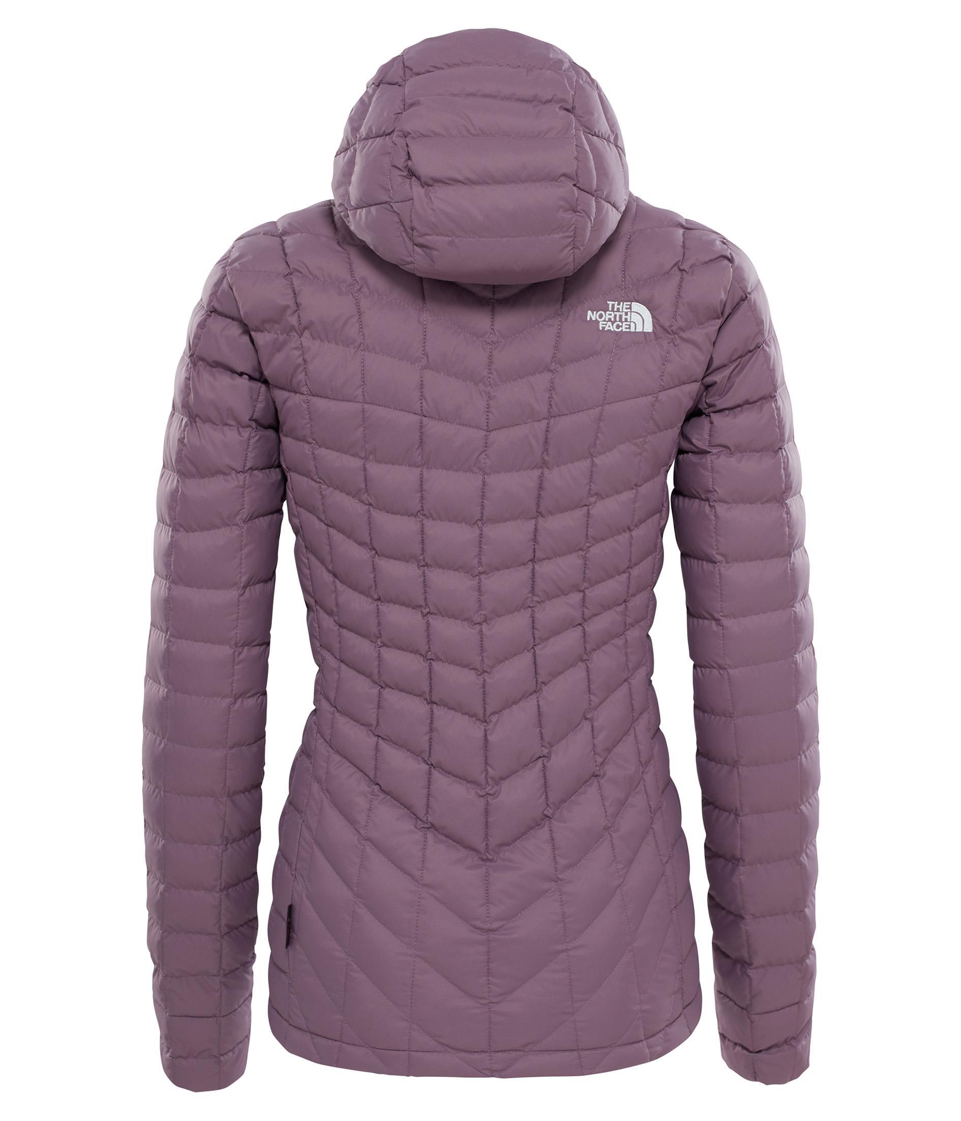 The North Face W Thermoball™ Full Zip Kapişonlu Kadın Ceket T93Brj559