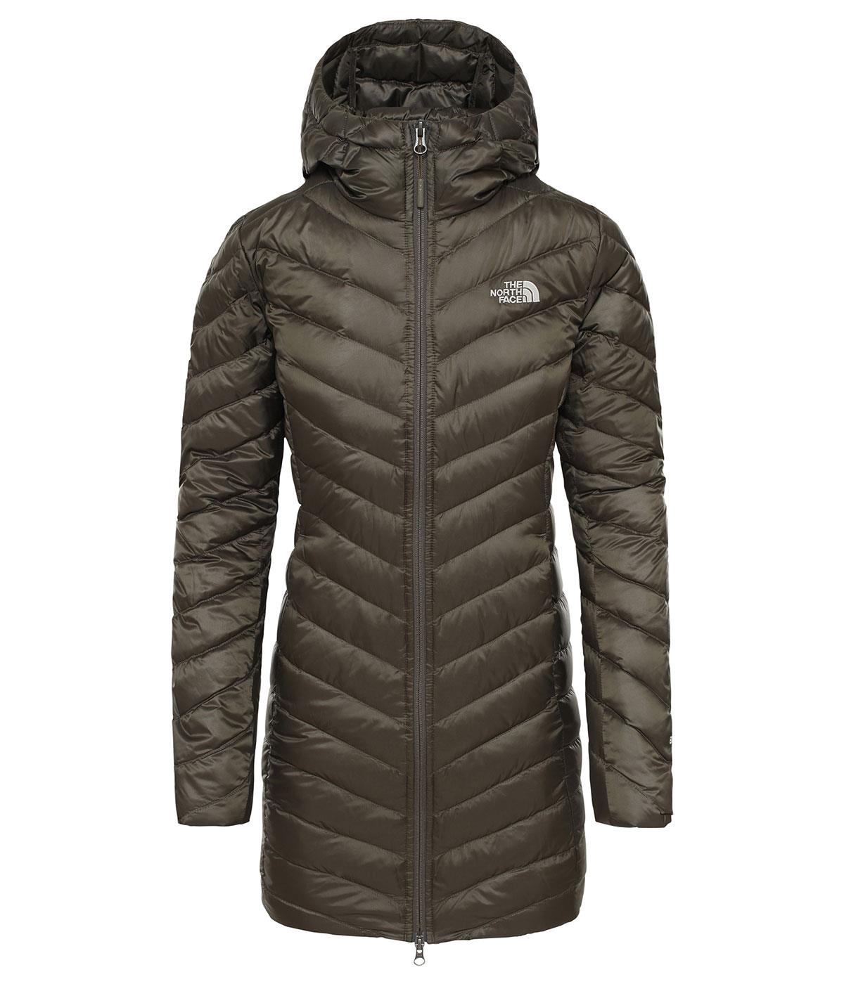 The North Face Kadın Trevail Parka Nf0A3Brk21L1