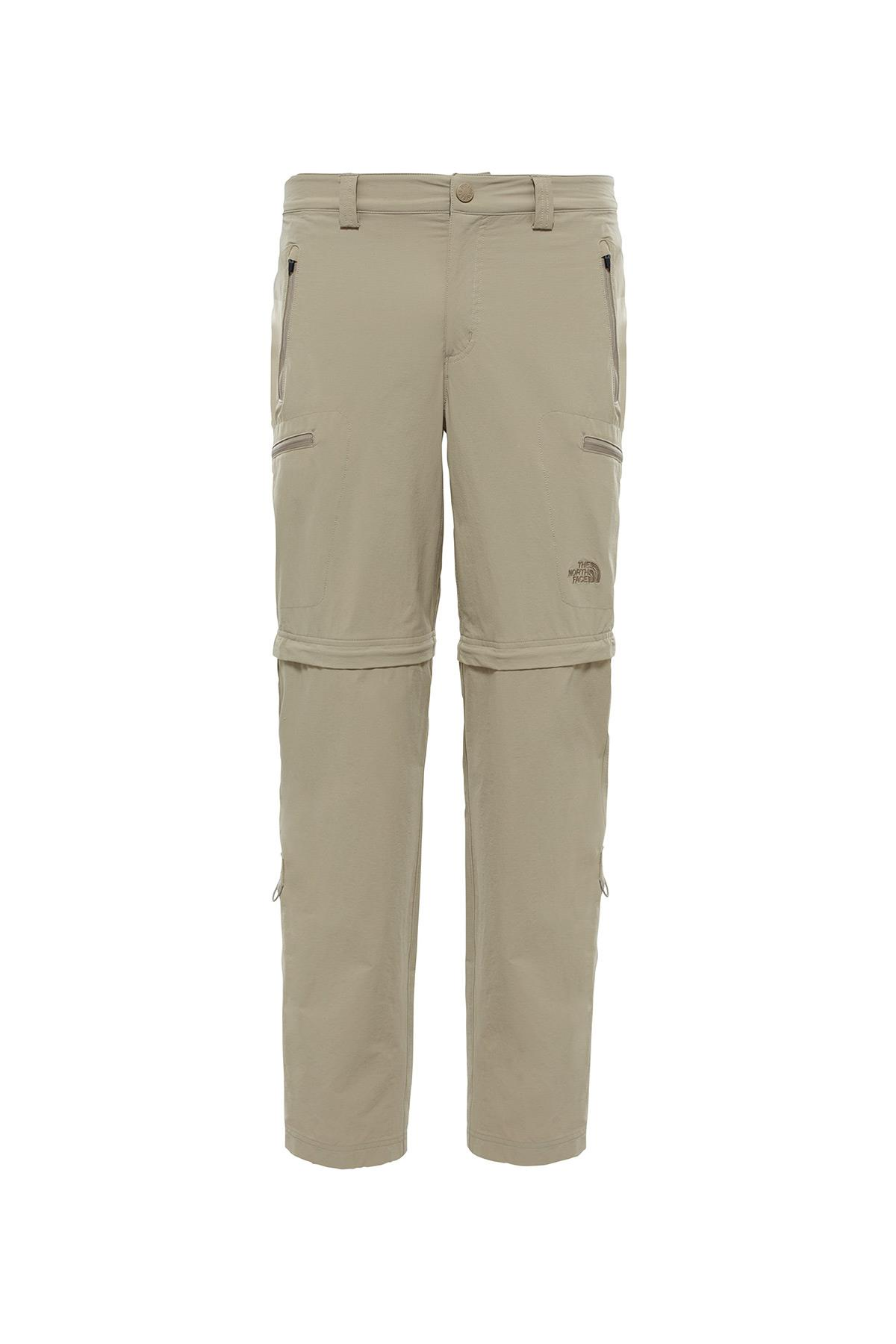 The Northface Erkek Exploration Convertible Pant T0Cl9Q254 Pantolon