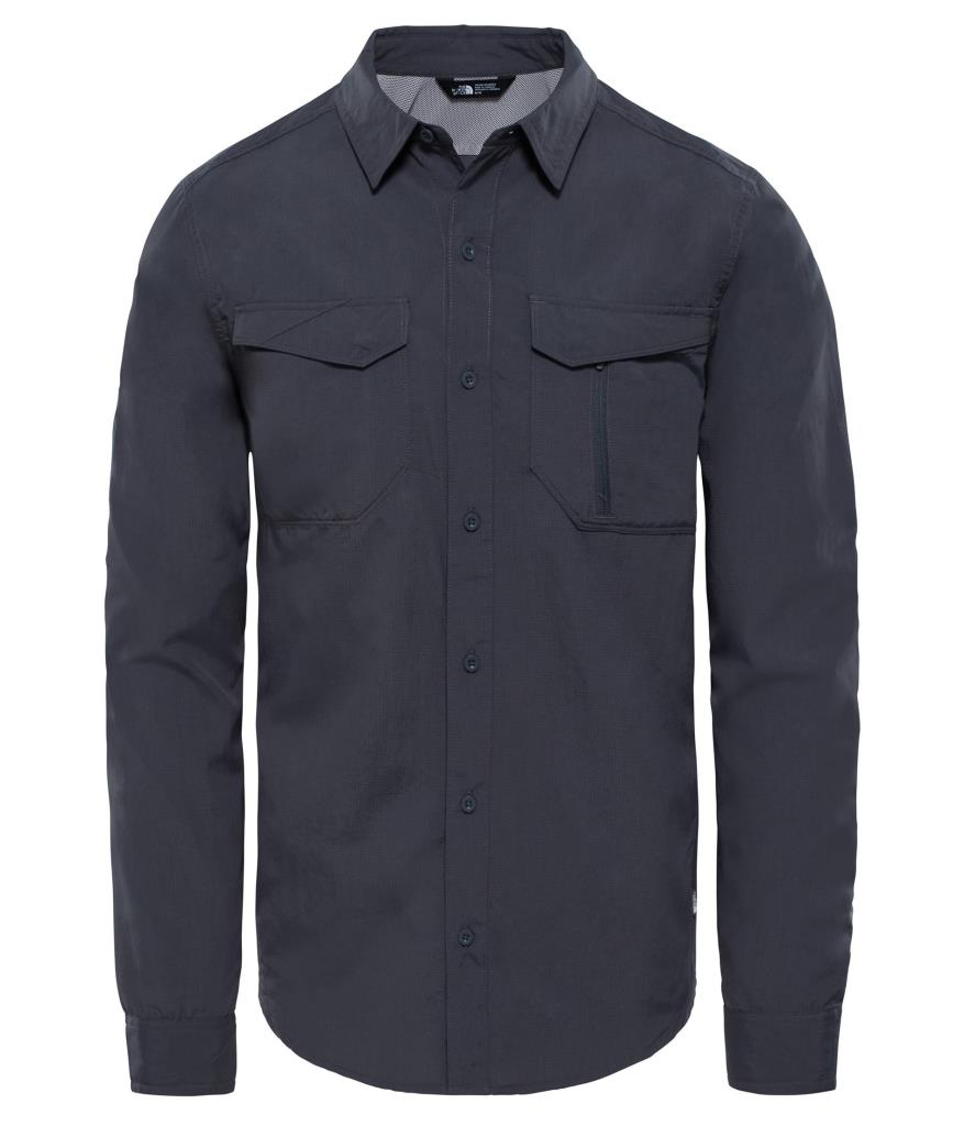 The North Face Erkek L/S Sequoia Shirt T92Xjw0C5
