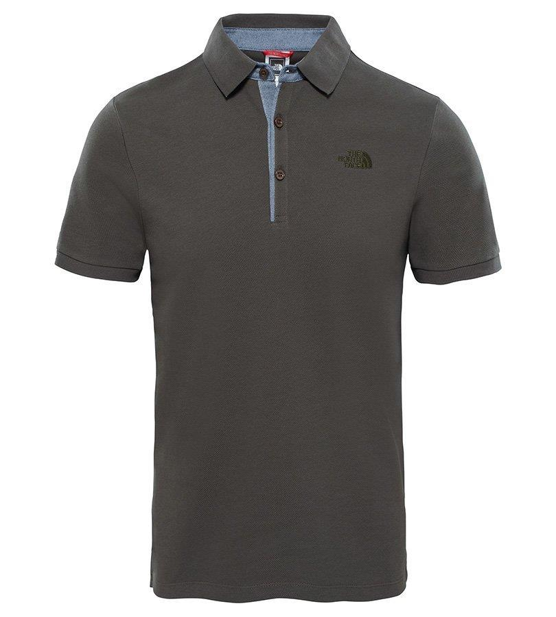 The Northface Erkek Premium Polo Pique Tişört T0Cev421L
