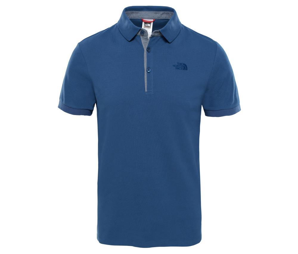 The Northface Erkek Premium Polo Pique Tişört T0Cev4Hdc