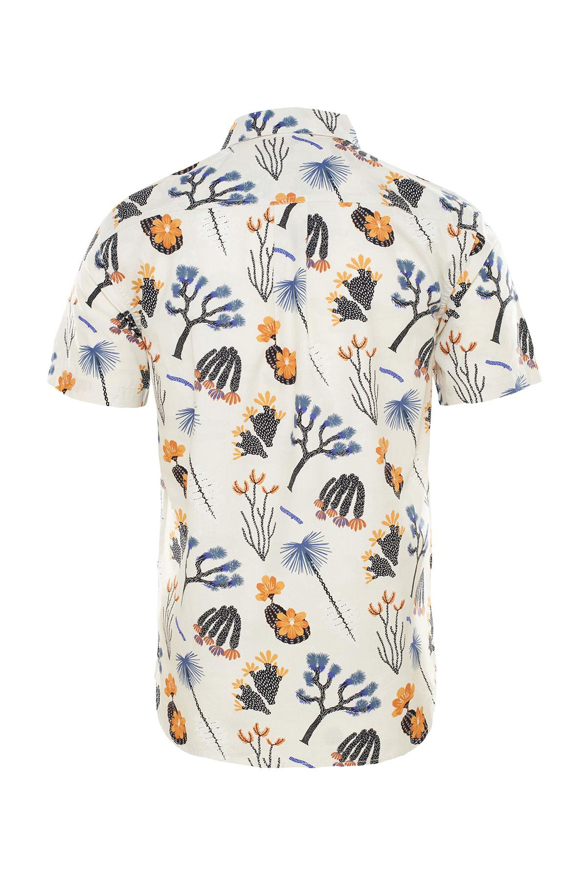 The Northface Erkek S/S Baytrail Shirt T93T1F9Xe Gömlek