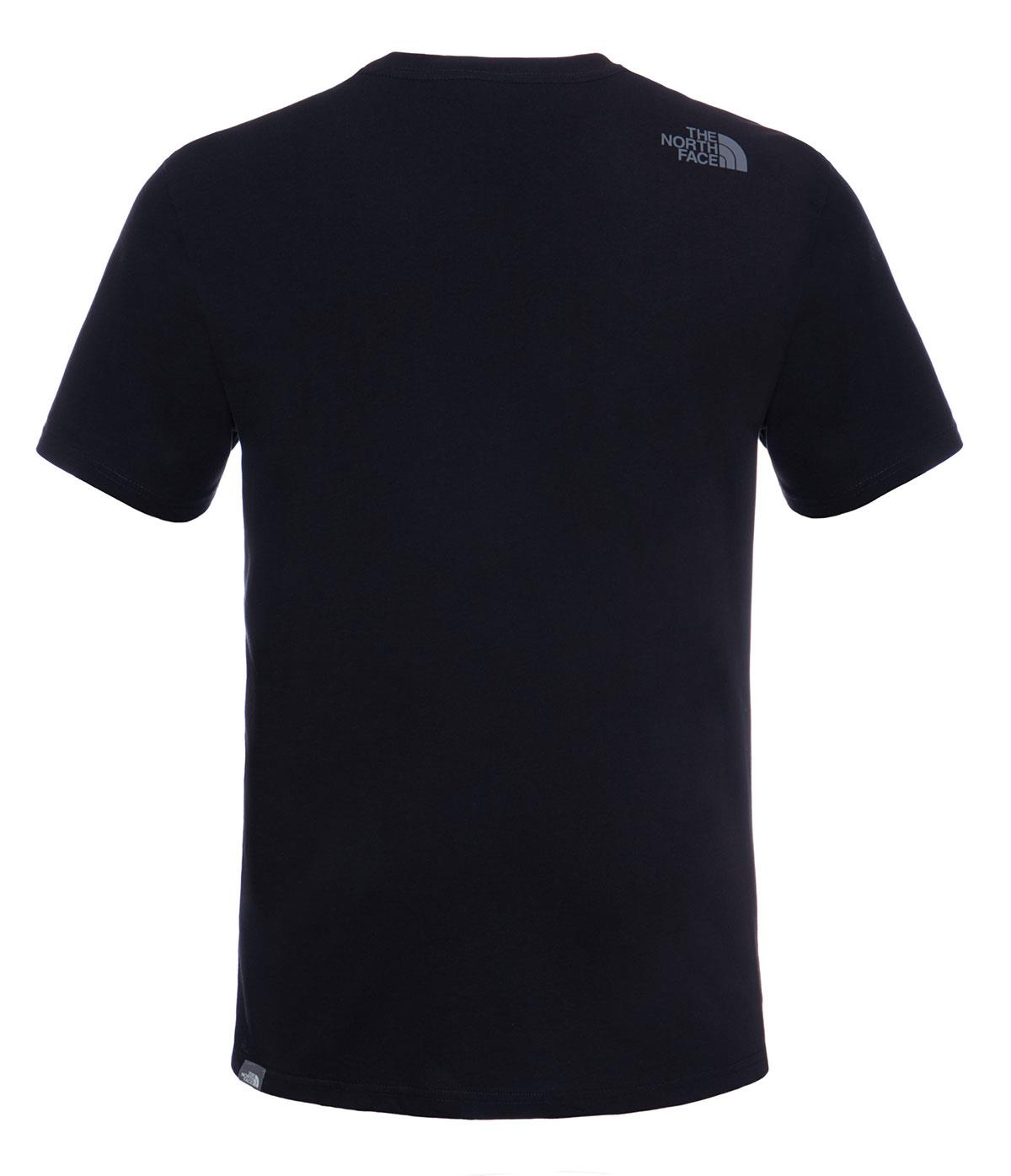 The Northface Erkek S/S Easy Tee T92Tx3Jk3 Tişört
