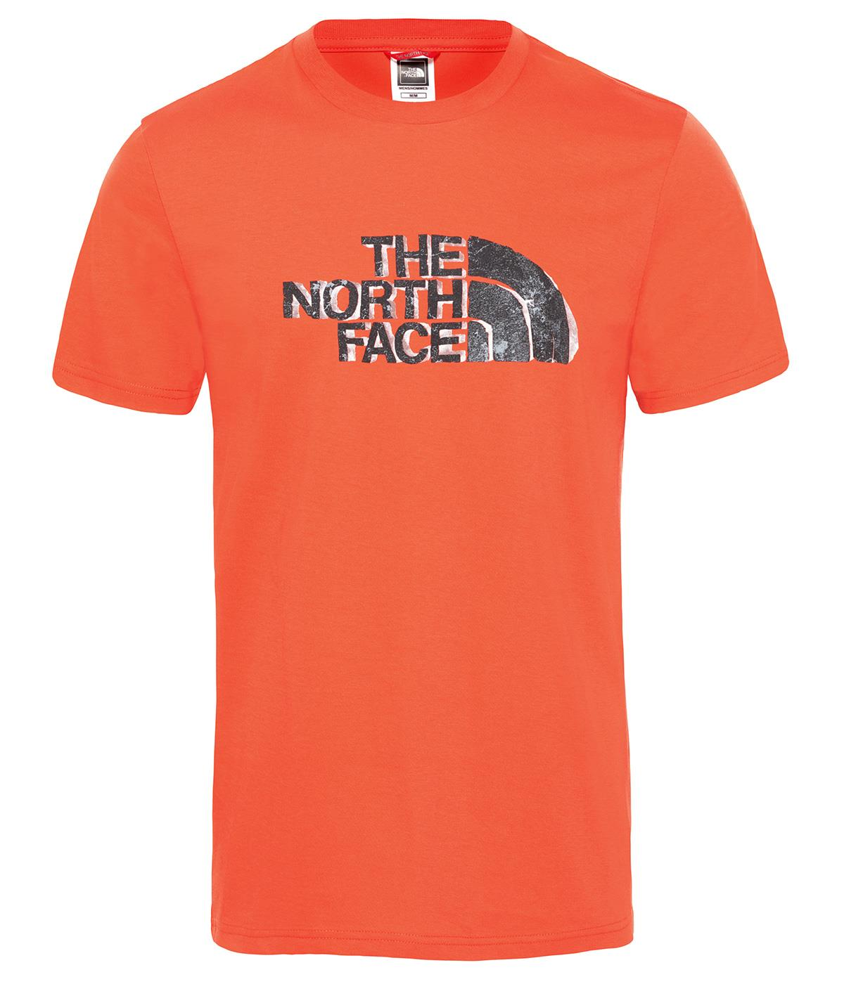 The Northface Erkek S/S Flash Tee - Eu T93Ofu15Q Tişört