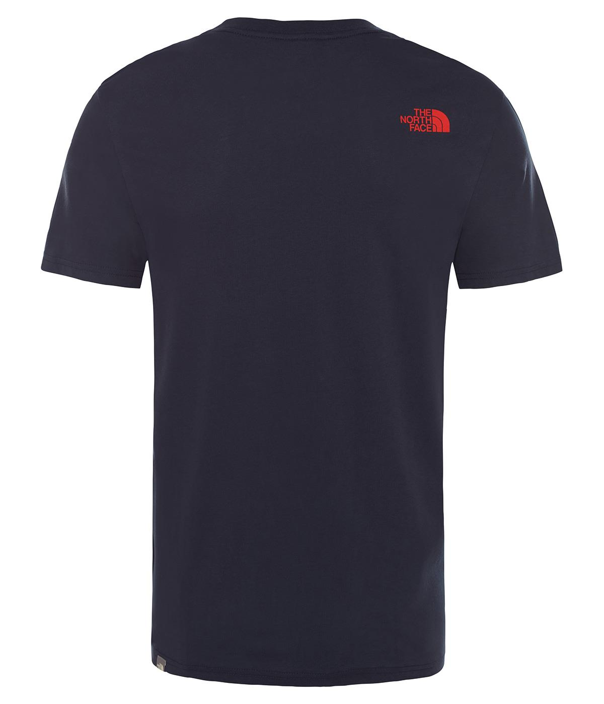 The Northface Erkek S/S Great Peak Tee-Eu T93S3Qh2G Tişört