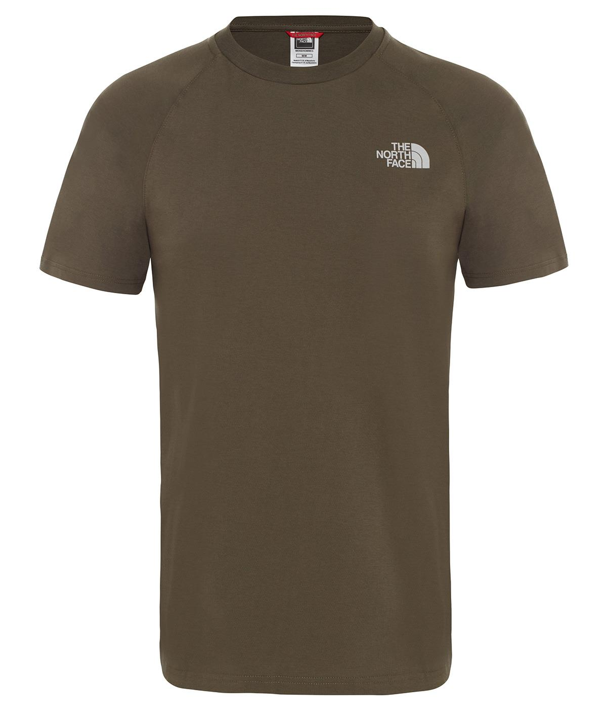 The Northface Erkek S/S North Faces Tee - Eu T0Ceq821L Tişört