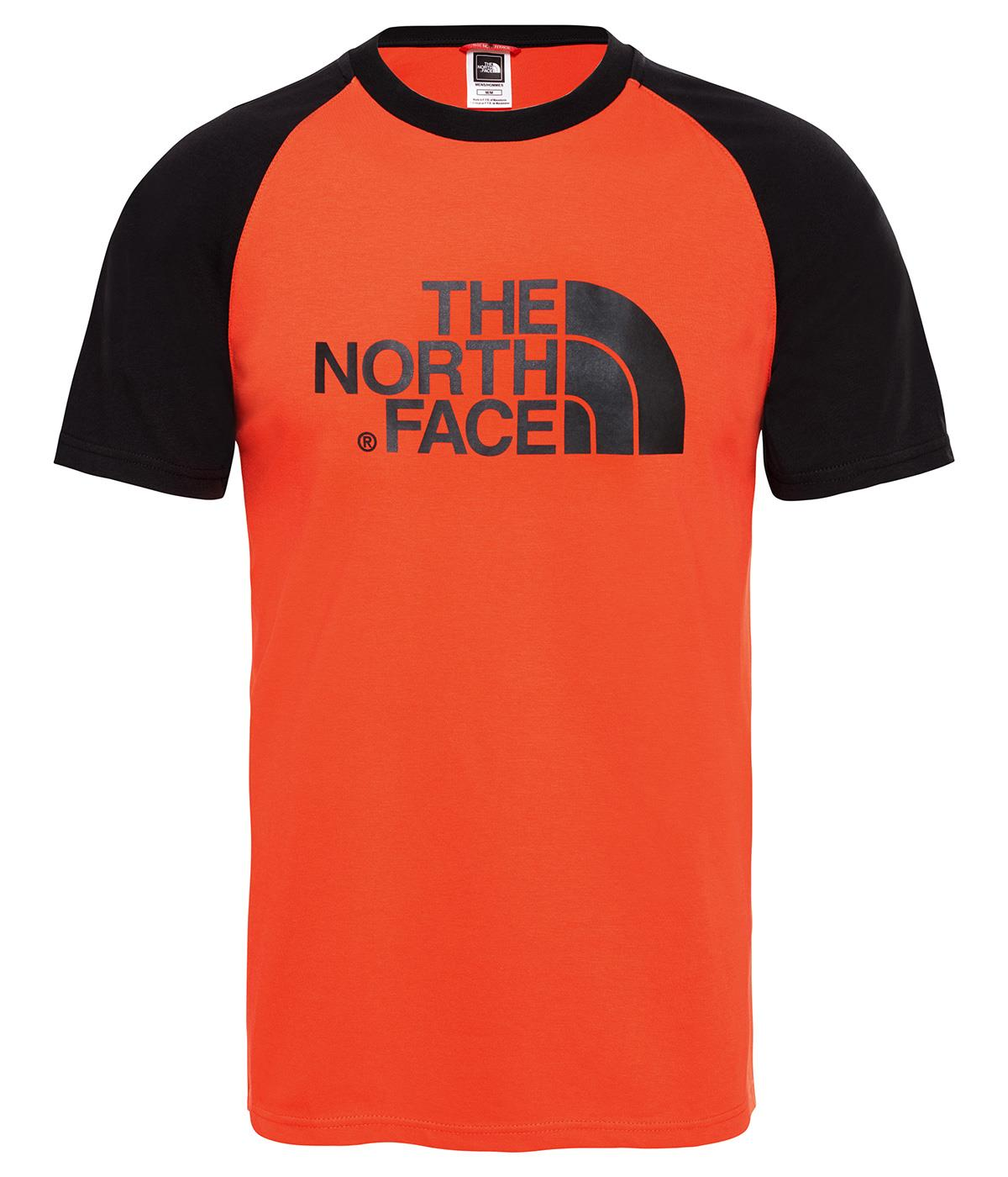 The Northface Erkek S/S Raglan Easy Tee - Eu T937Fv15Q Tişört