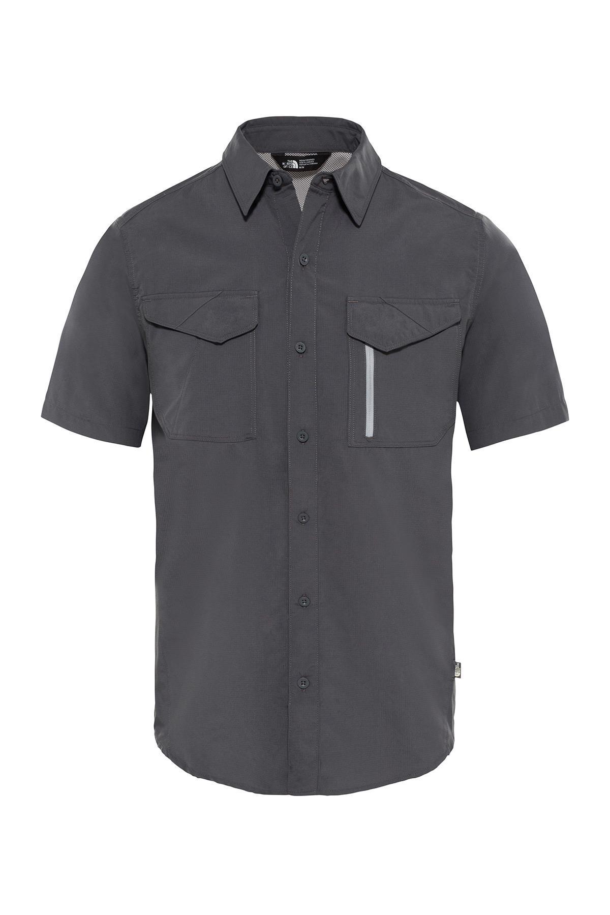The Northface Erkek S/S Sequoia Shirt-Eu T92Xjxagb Gömlek