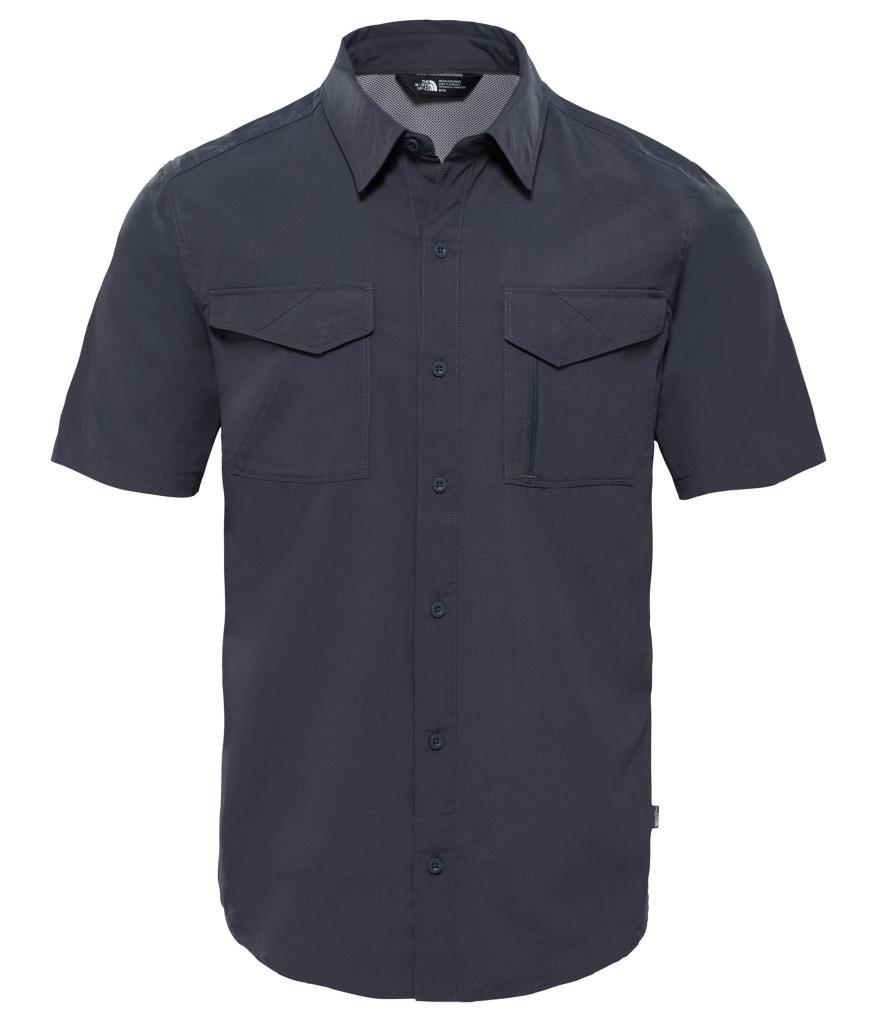 The North Face Erkek   S/S SEQUOIA Teknik Gömlek