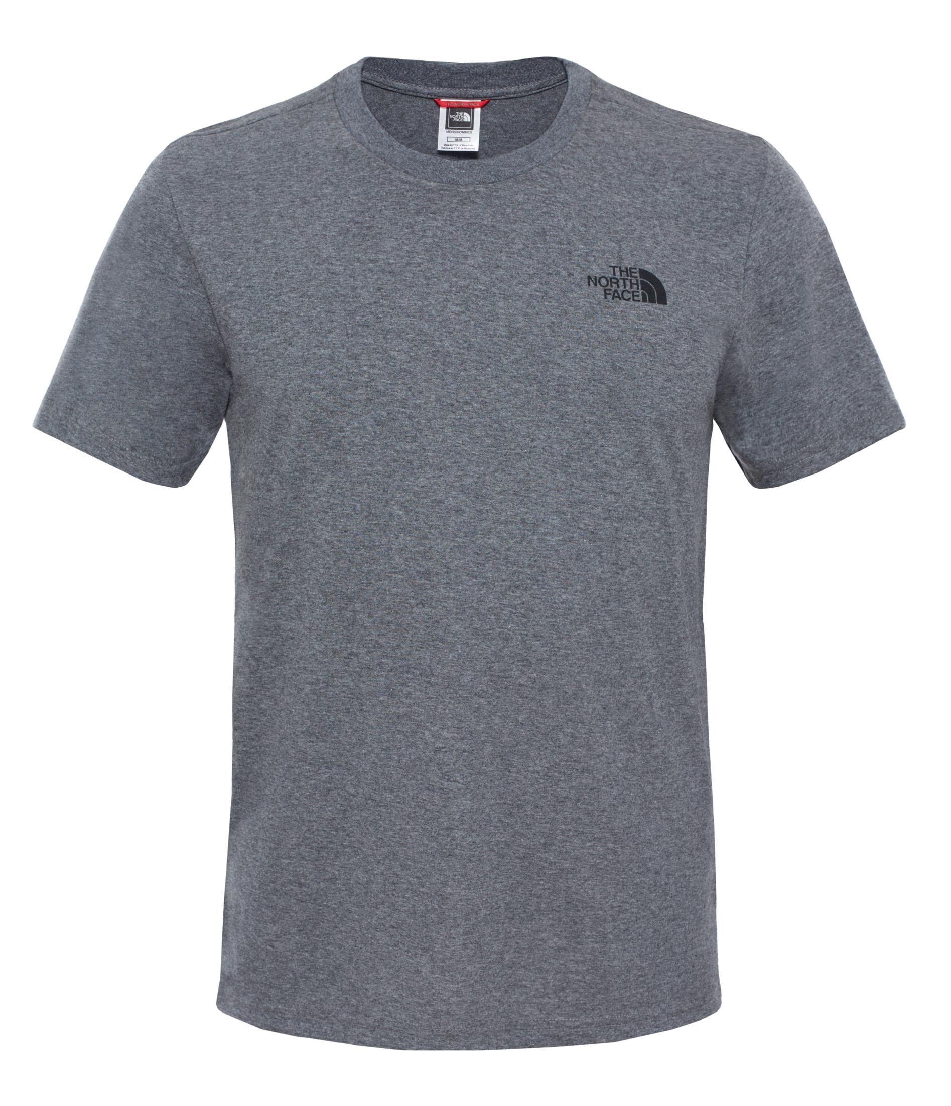 The Northface Erkek S/S Simple Dome Tee T92Tx5Jbv Tişört