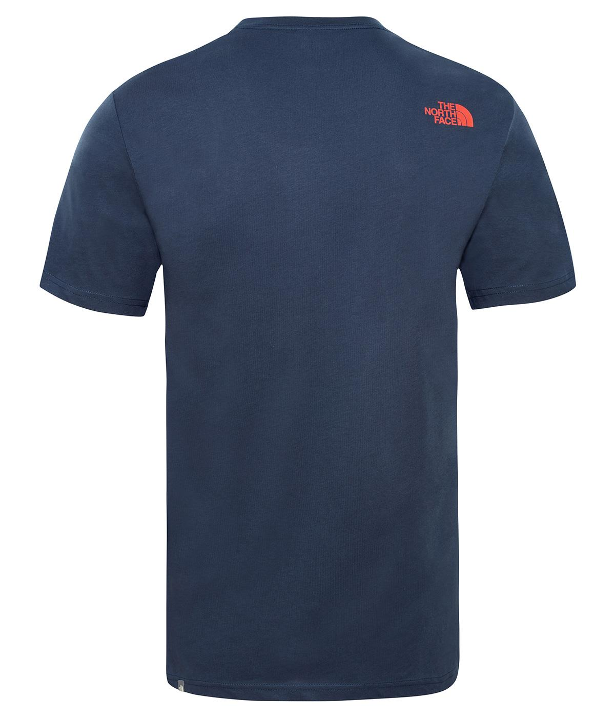 The Northface Erkek S/S Walls Are For Climbing Tee-Eu T93S3Sh2G Tişört