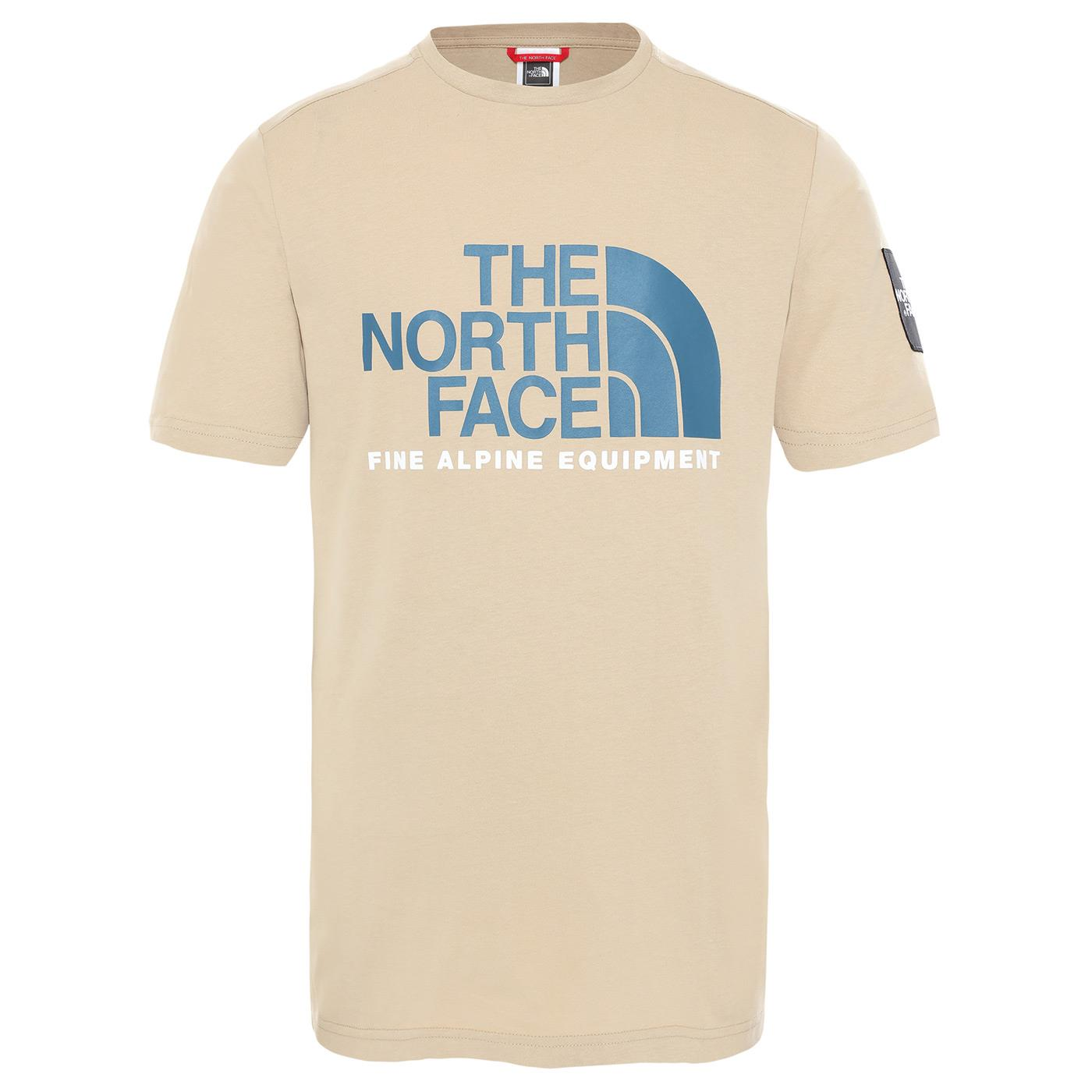 The Northface Erkek SS FINE ALP Tişört  2 NF0A4M6NH7E1