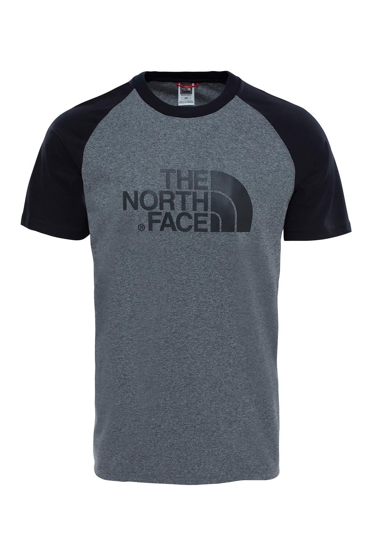 The Northface Erkek Ss Raglan Easy Tee T937Fvjbv Tişört