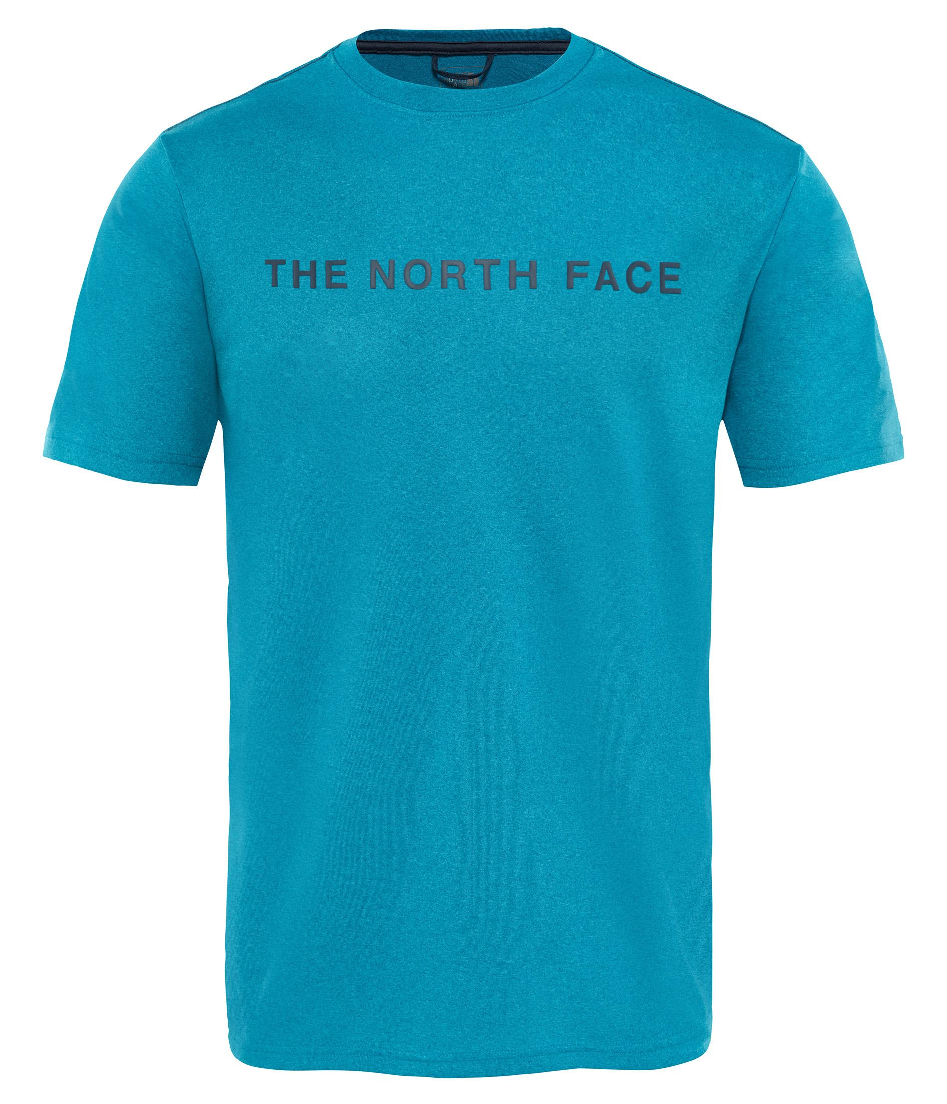 The Northface Erkek Train N Logo S/S Tee - Eu T93Uwv9Fv Tişört