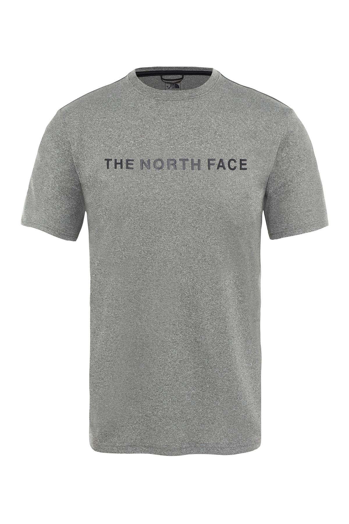The Northface Erkek Train N Logo S/S Tee - Eu T93Uwvdyy Tişört